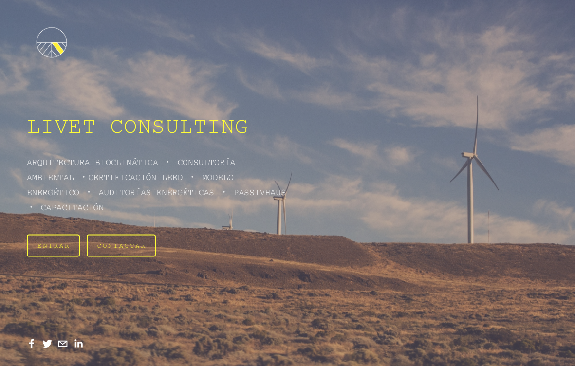LIVET CONSULTING - Architecture firm