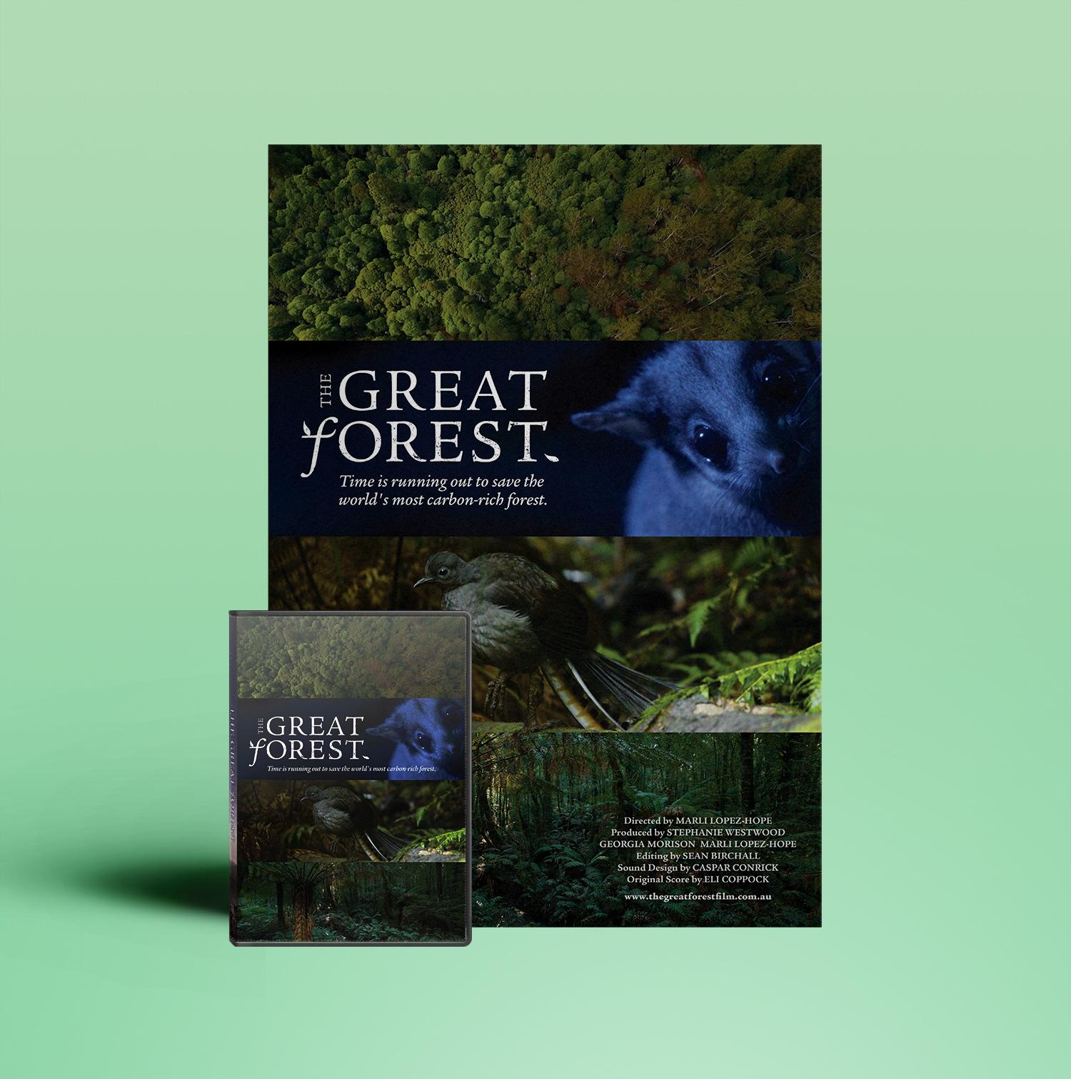 Poster & DVD Design