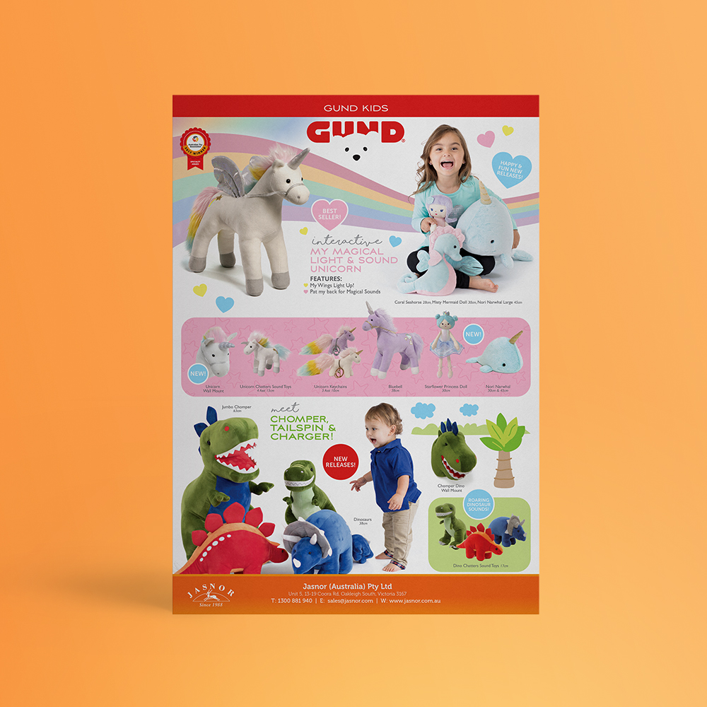 Catalogue & Flyer Design