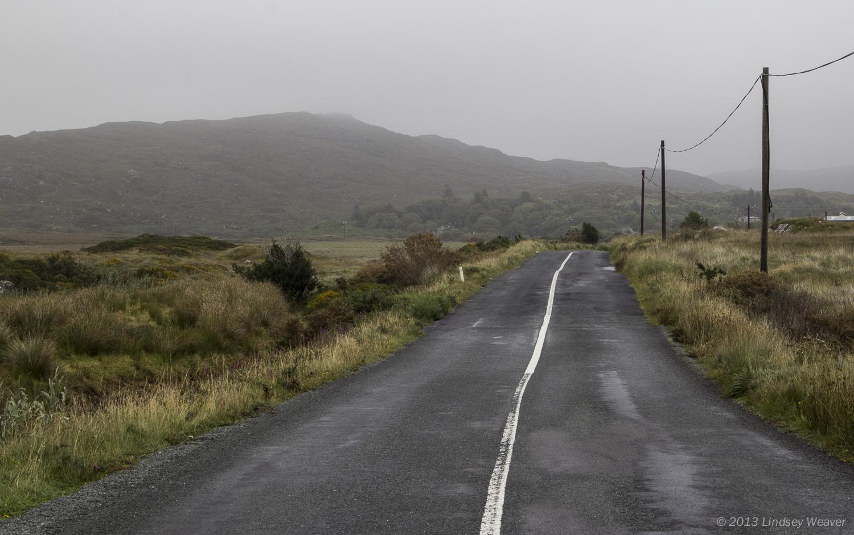 Irish roads