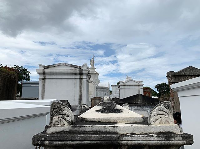 St. Louis Cemetery No. 1 | New Orleans, Louisiana (18 August 2019)