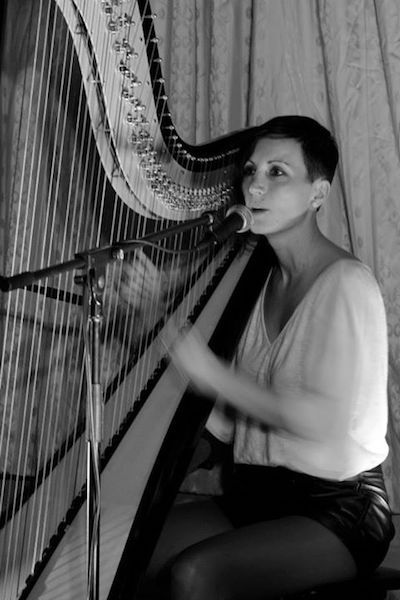 Melbourne Wedding Harpist