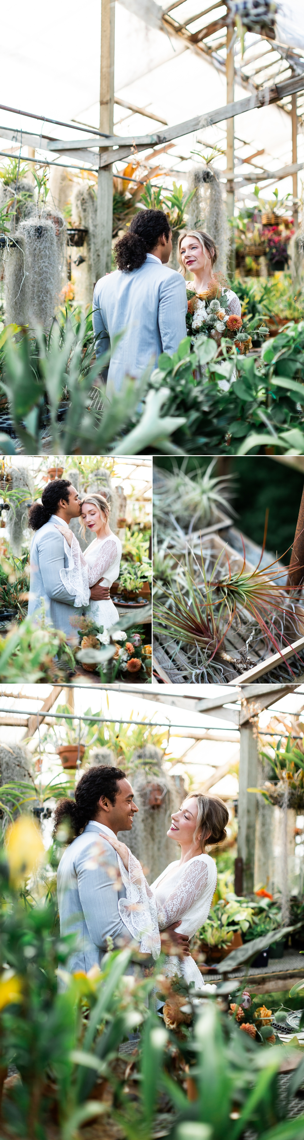 Shelldance Orchid Garden Wedding, Kreate Photography, Boho Weddings