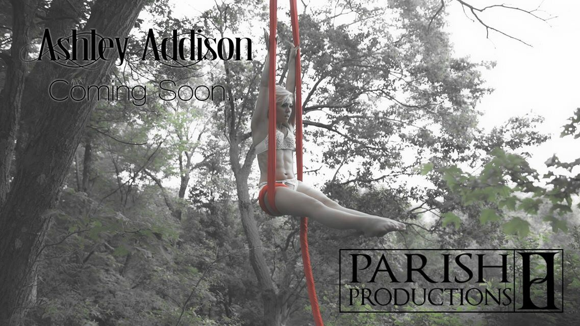Ashley Addison presented by Parish Productions