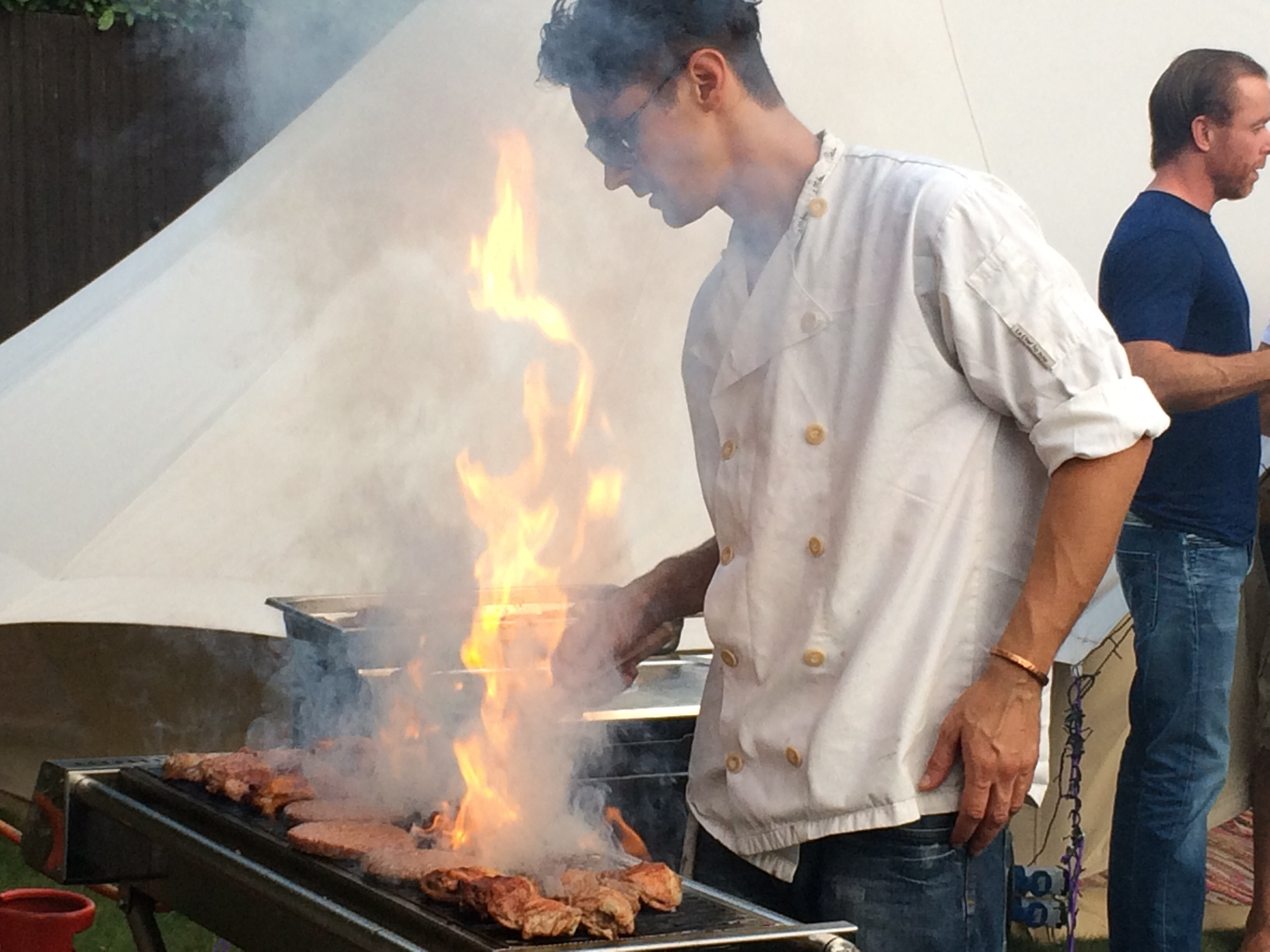 Barbecue catering in Kent