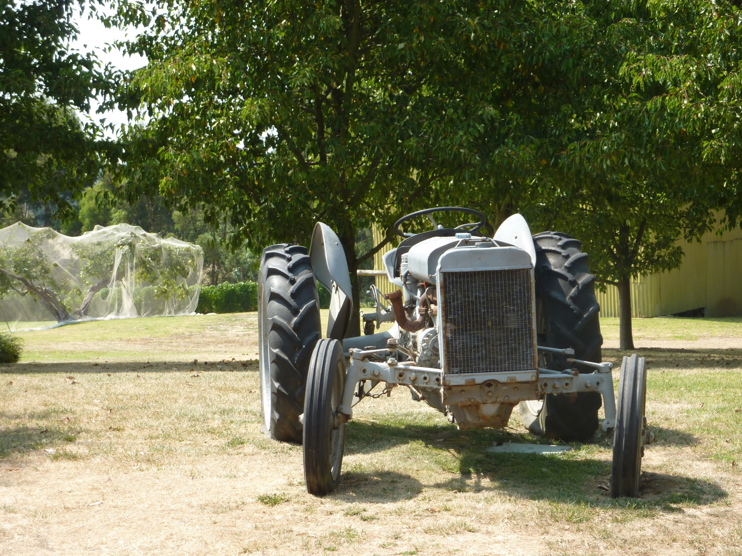 Visit Red Hill Ten Minutes by Tractor