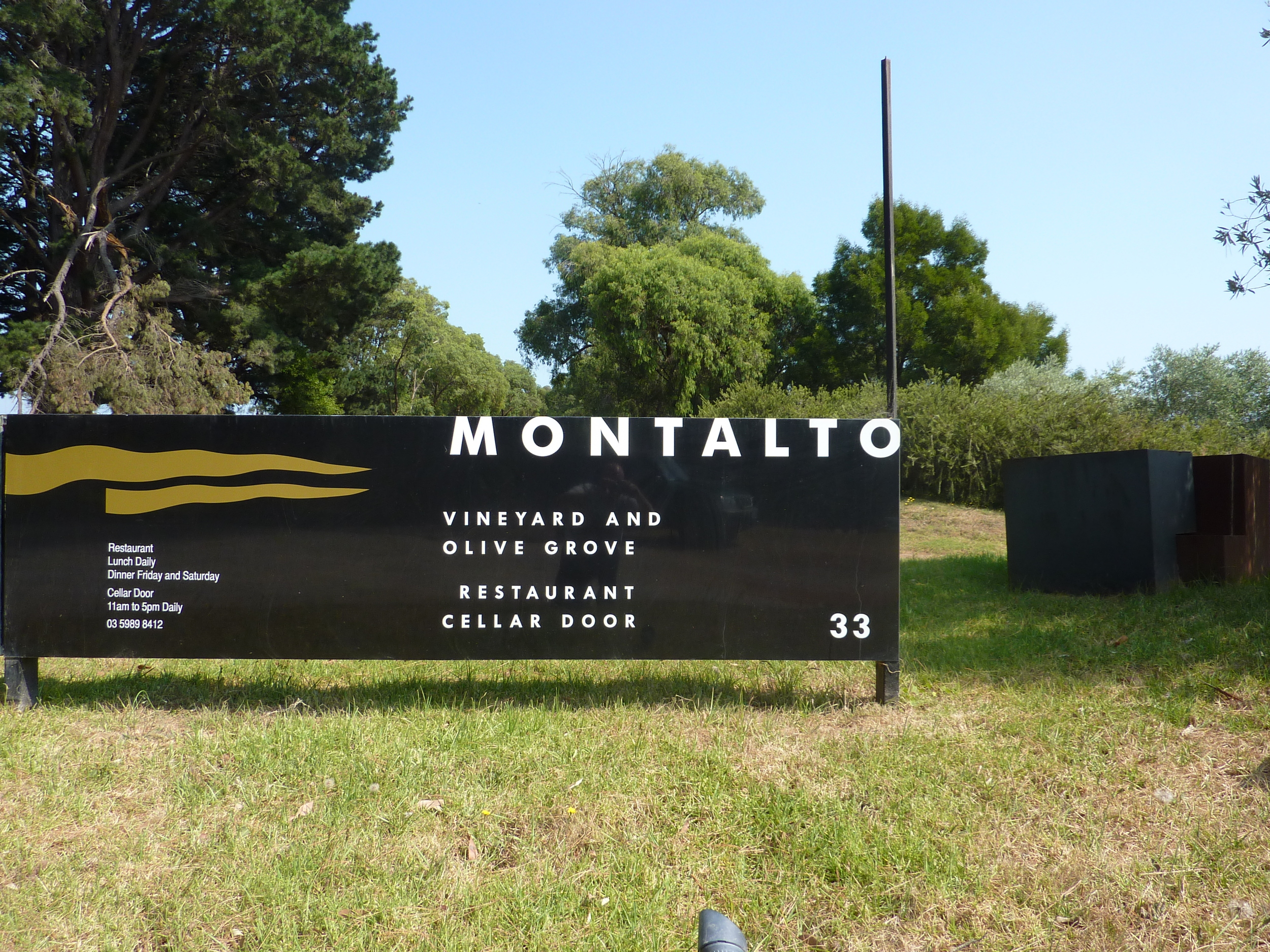 Montalto Vineyard Red Hill