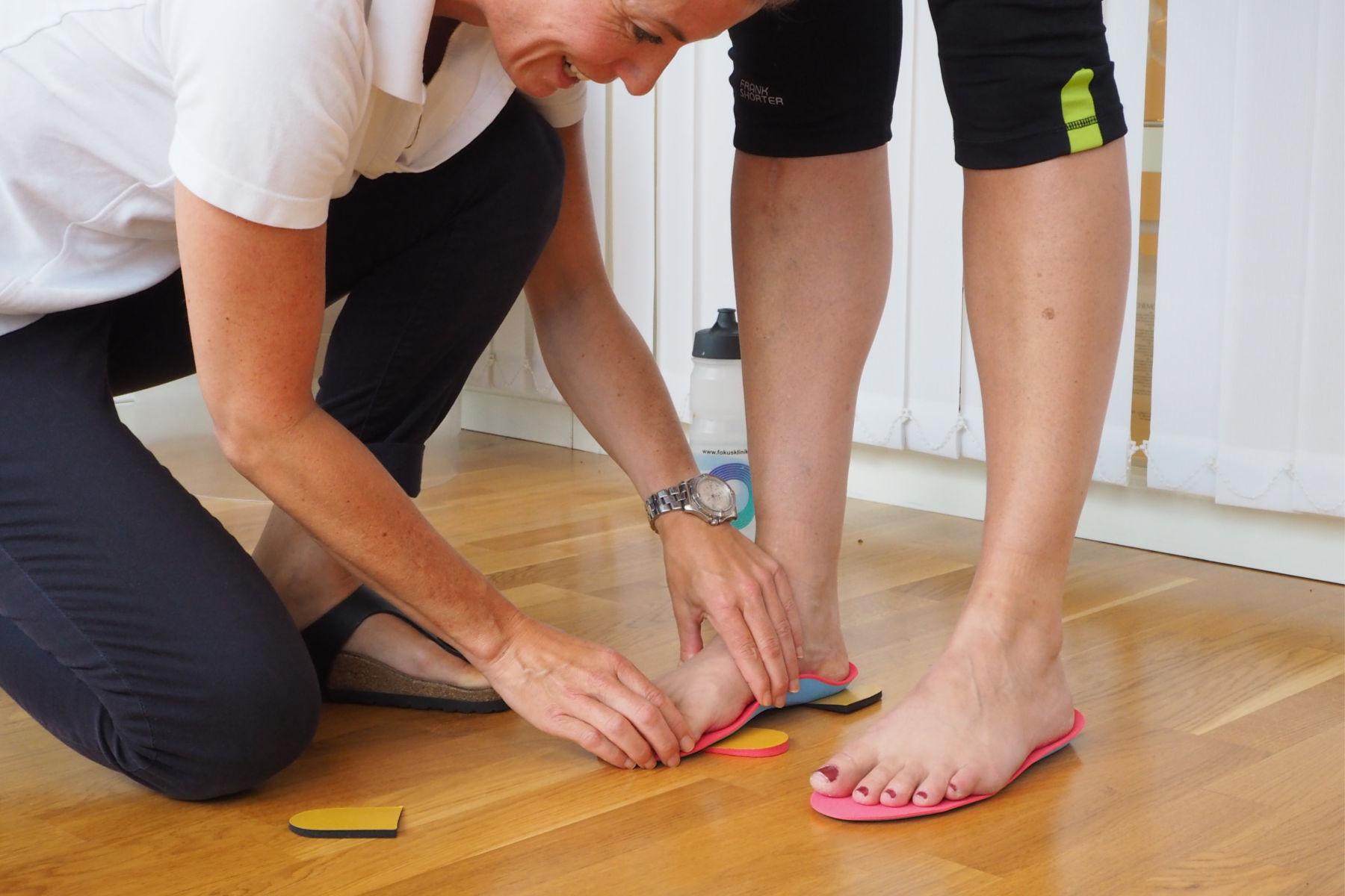 3da0b504 Tilpassete innleggssåler kan spare deg for store smerter — Fokusklinikken