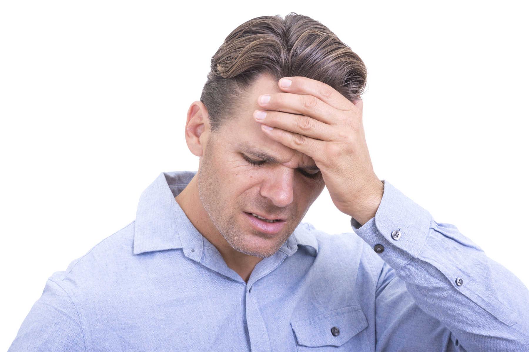 Cervikogen hodepine skyldes feilfunksjoner i nakken og er ofte en del av en spenningshodepine.