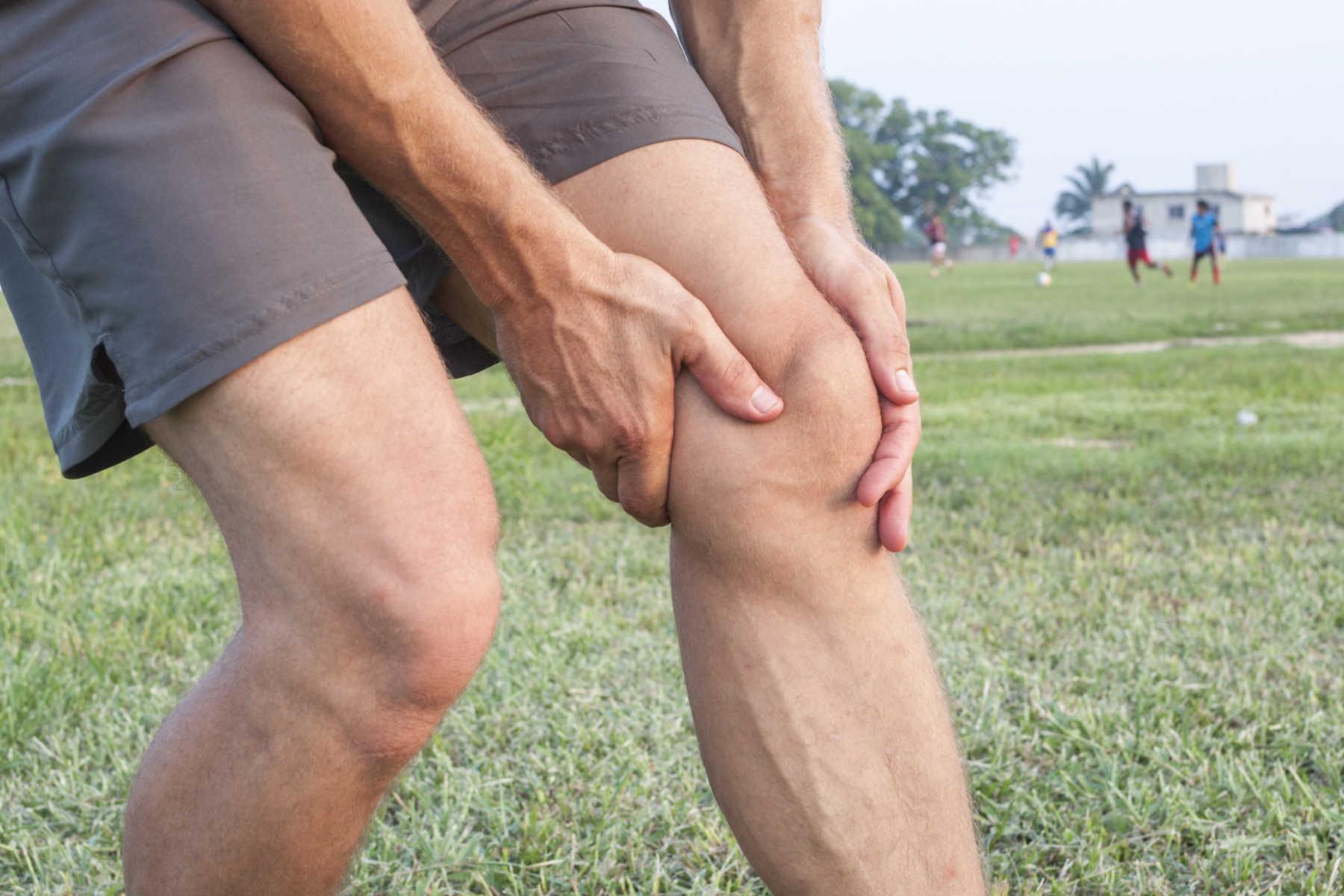 En skade som ofte rammer utøvere som hopper mye.