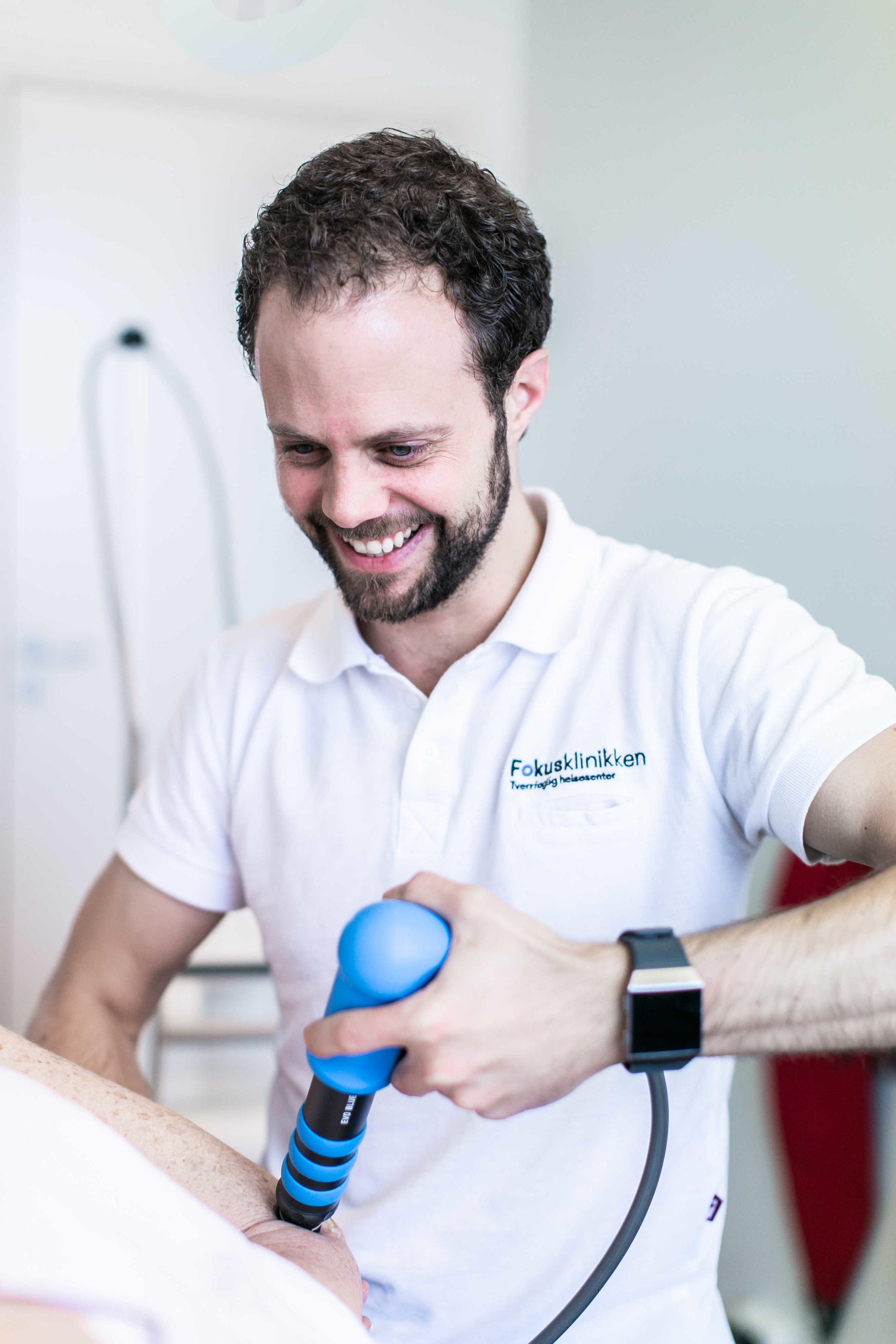 Trykkbølgebehandling er en annerkjent behandlingsmetode for kronisk senebetennelse.