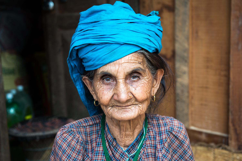 Prem's 82 year old grandmother