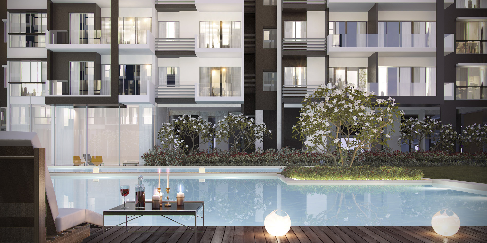 Axis Residences Pool 2