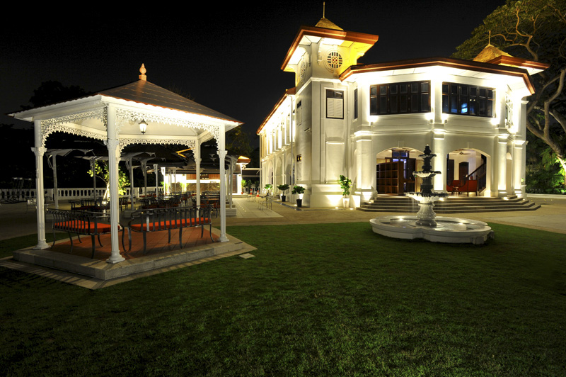Alkaff Mansion Exterior 1