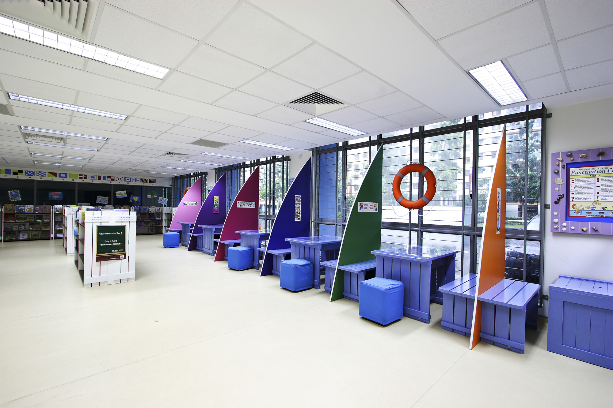 Anchor Green Primary School Interior 2