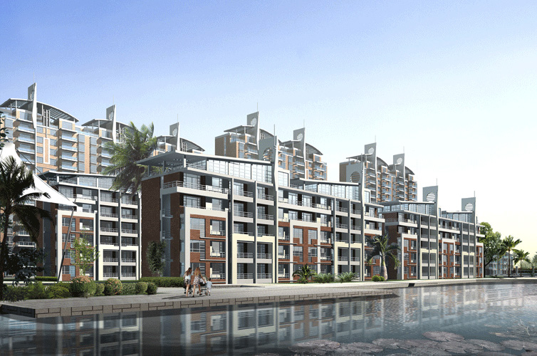 Huang Shi Hai Exterior 6