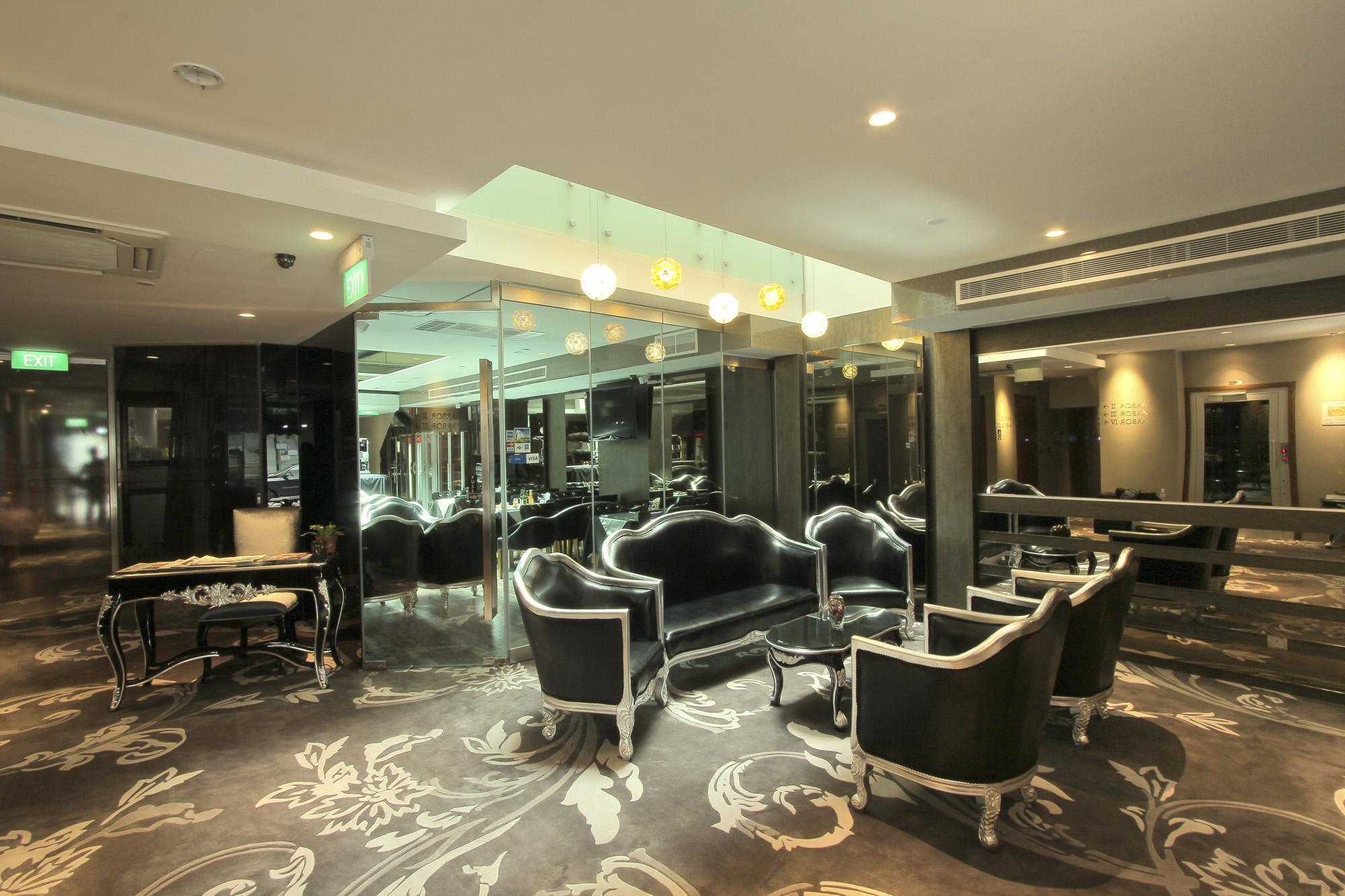 The Ardennes Hotel Interior 2