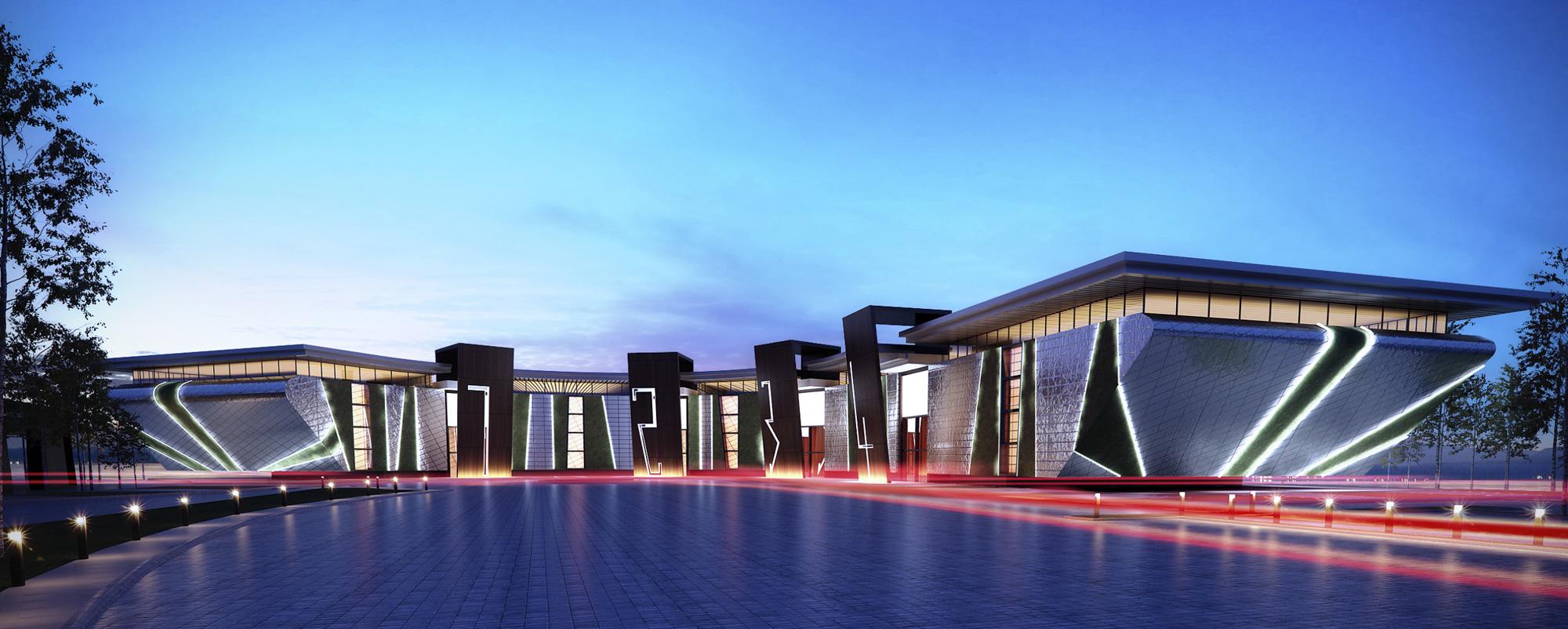 Song Hau Resort Exterior 5 Multipurpose Hall