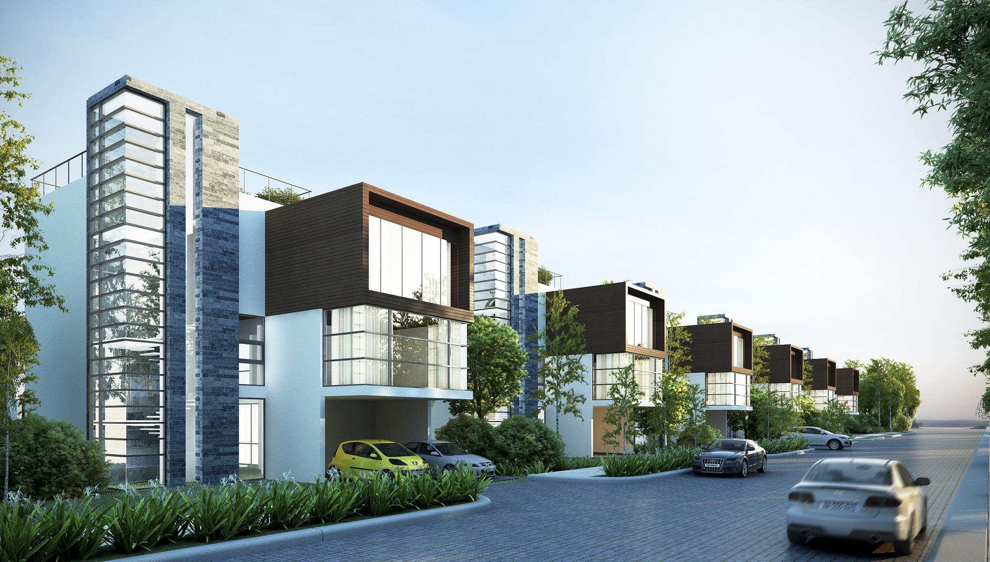Song Hau Residence Exterior 2