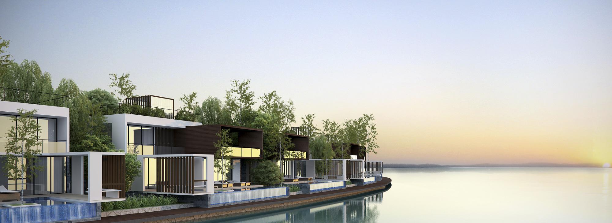 Song Hau Residence Exterior 3