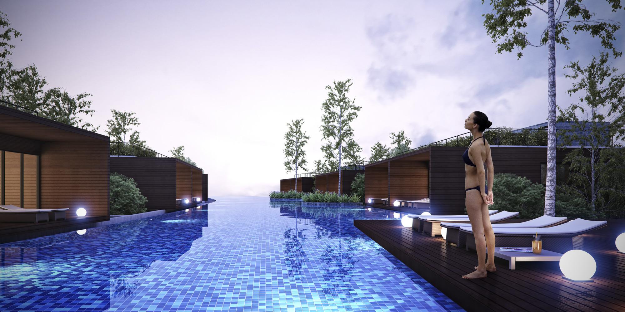 Song Hau Residence Exterior 4