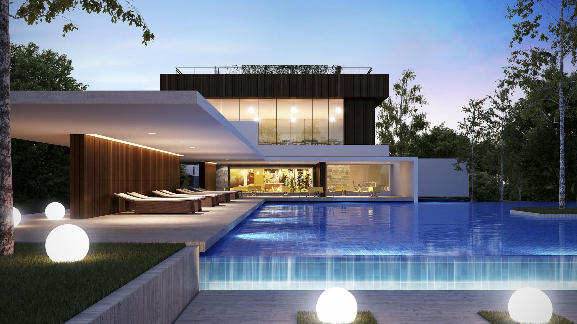 Song Hau Residence Exterior 5