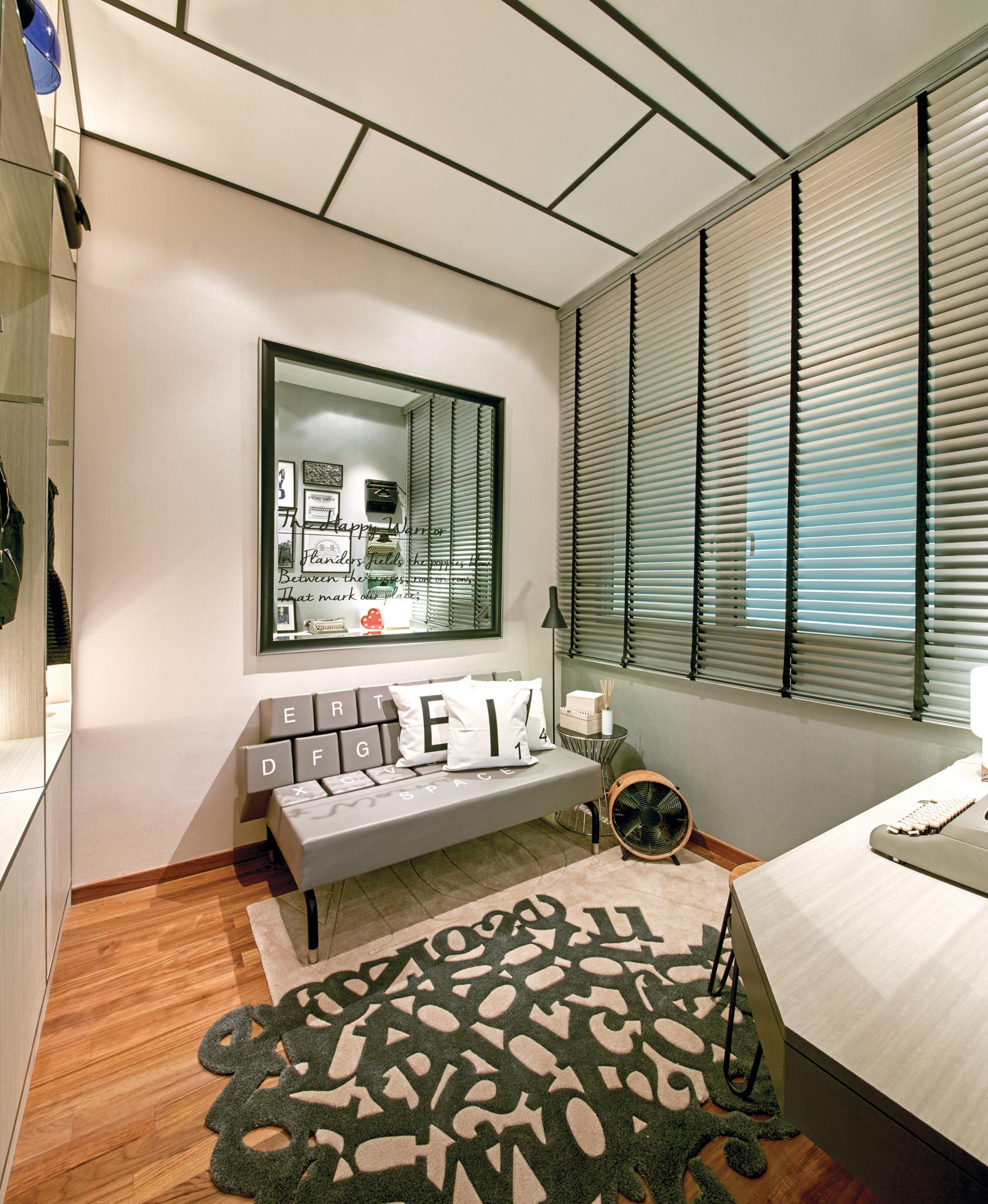 Sturdee Residence Interior 1 Study