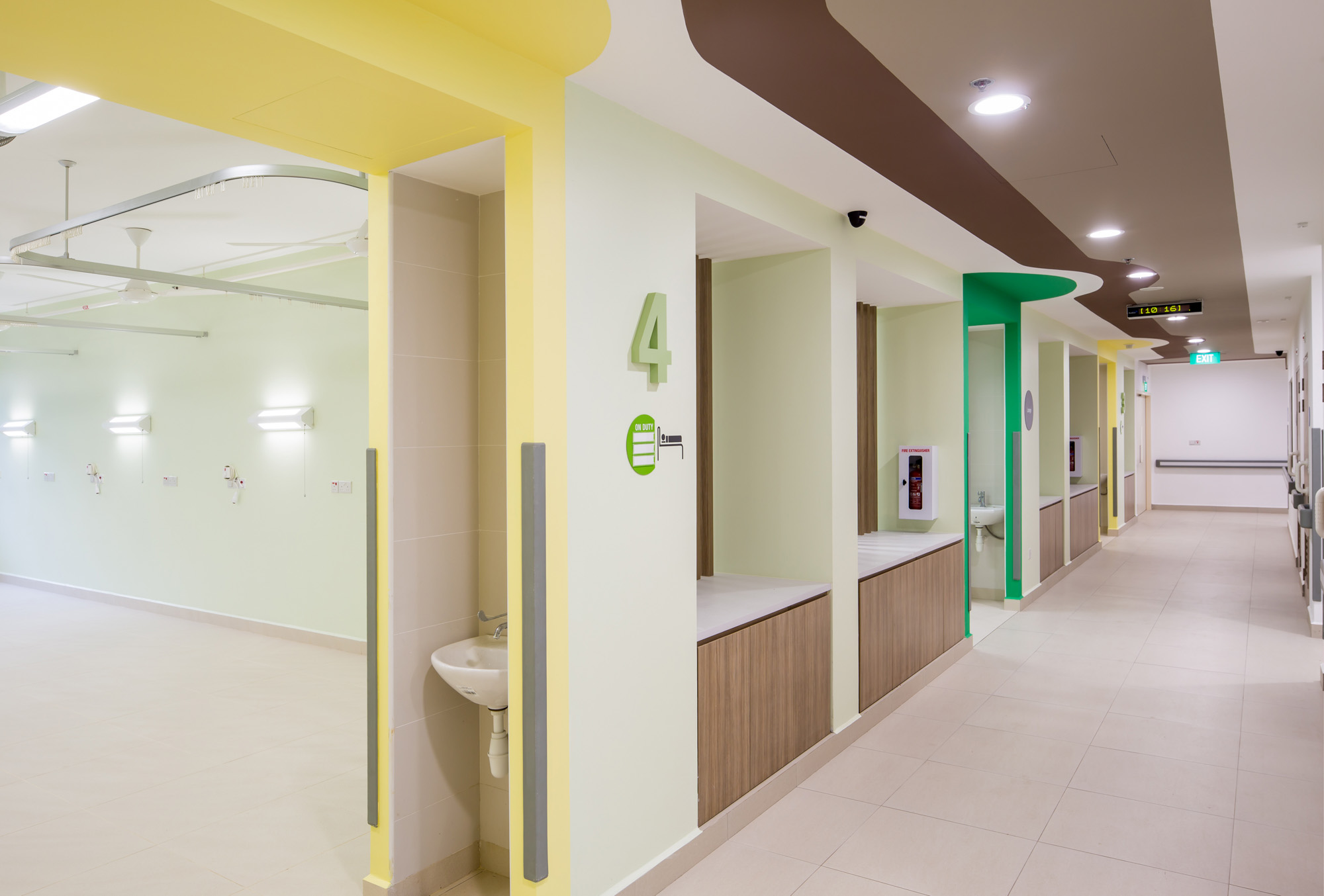 Thye Hua Kwan Nursing Home Interior 1