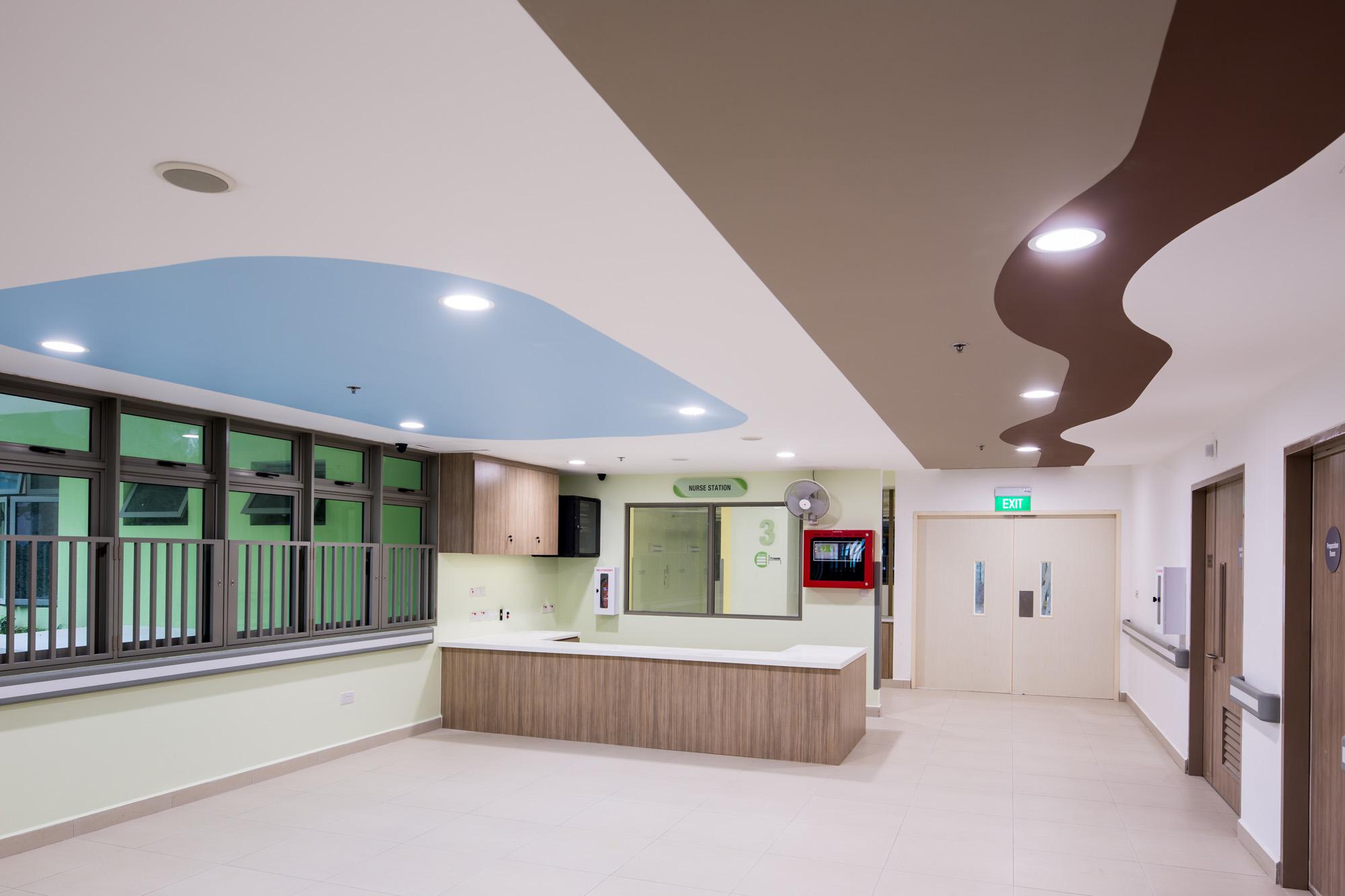 Thye Hua Kwan Nursing Home Interior 2