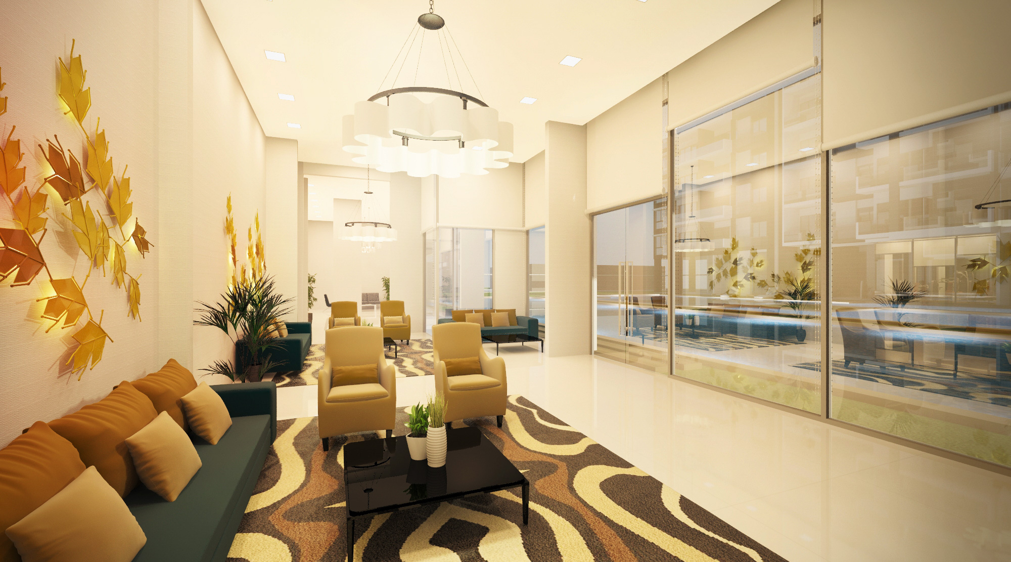 Axis Residences Multipurpose Room