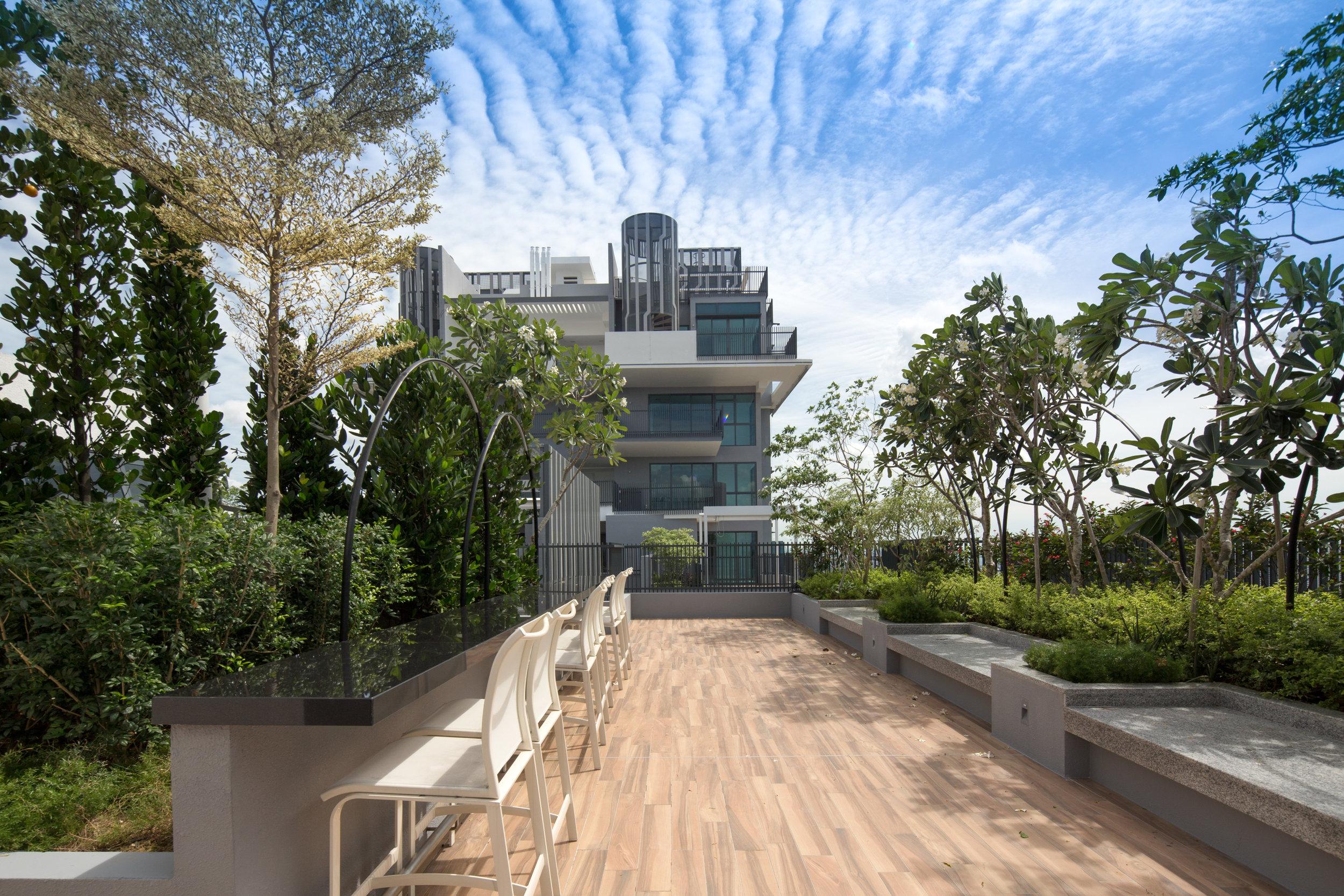 JG Exterior 8 Roof Terrace