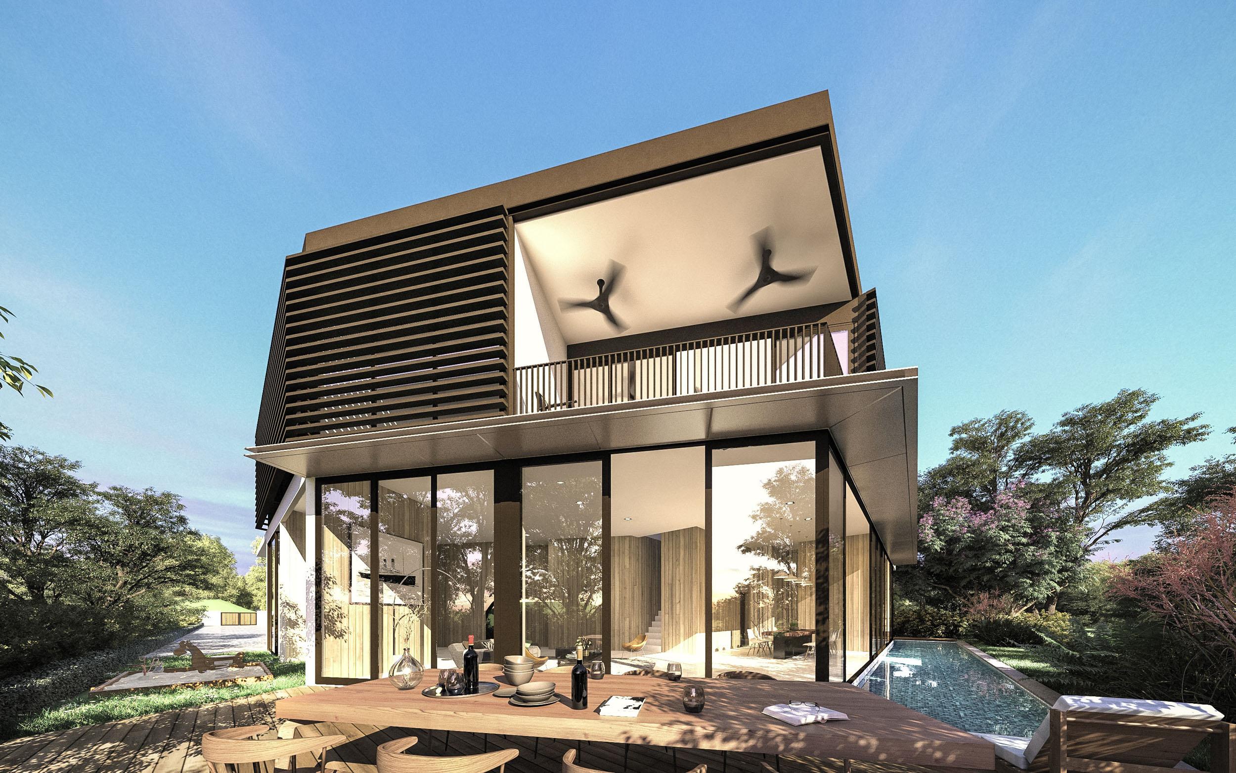 Lagos House Exterior 2