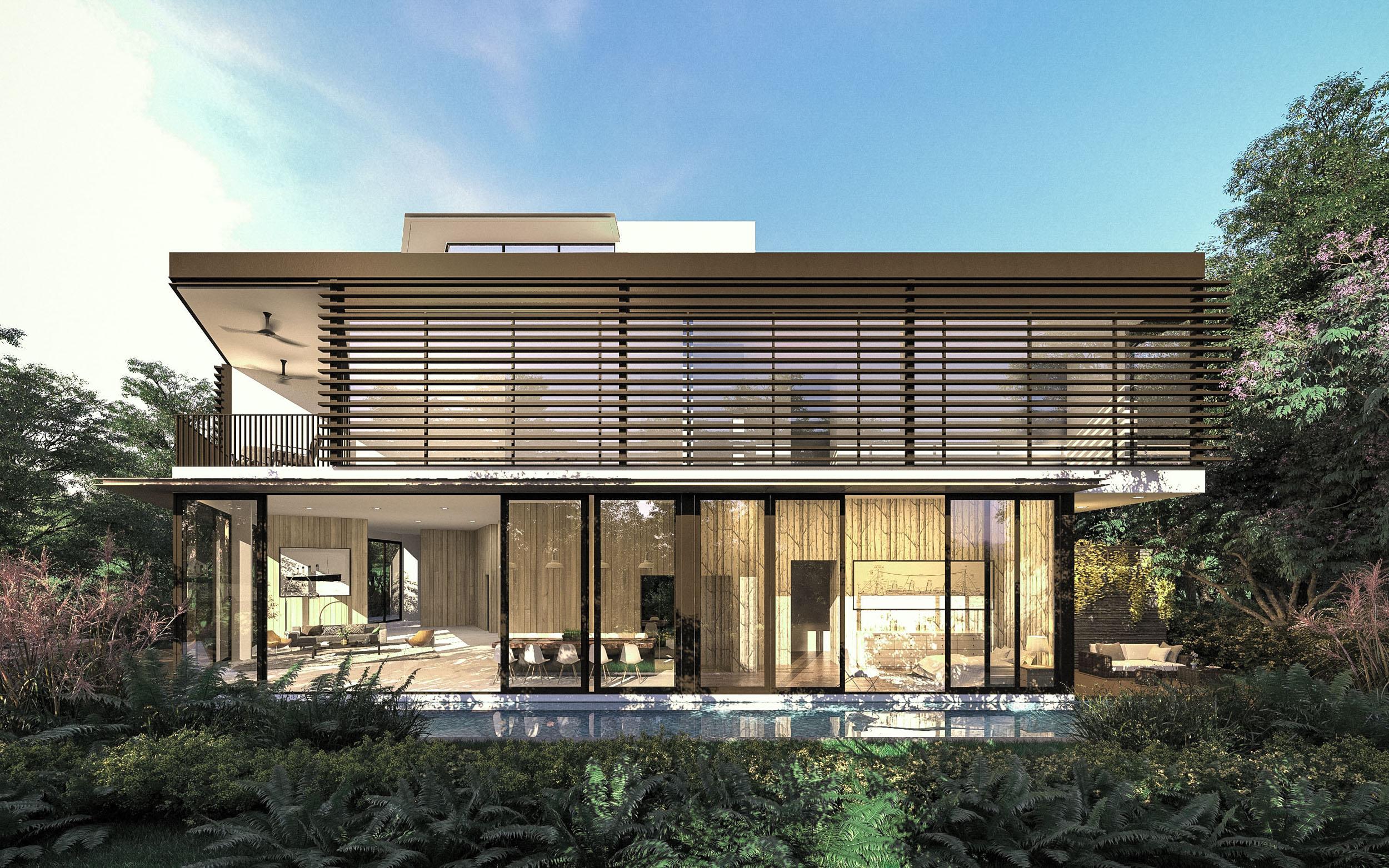 Lagos House Exterior 1