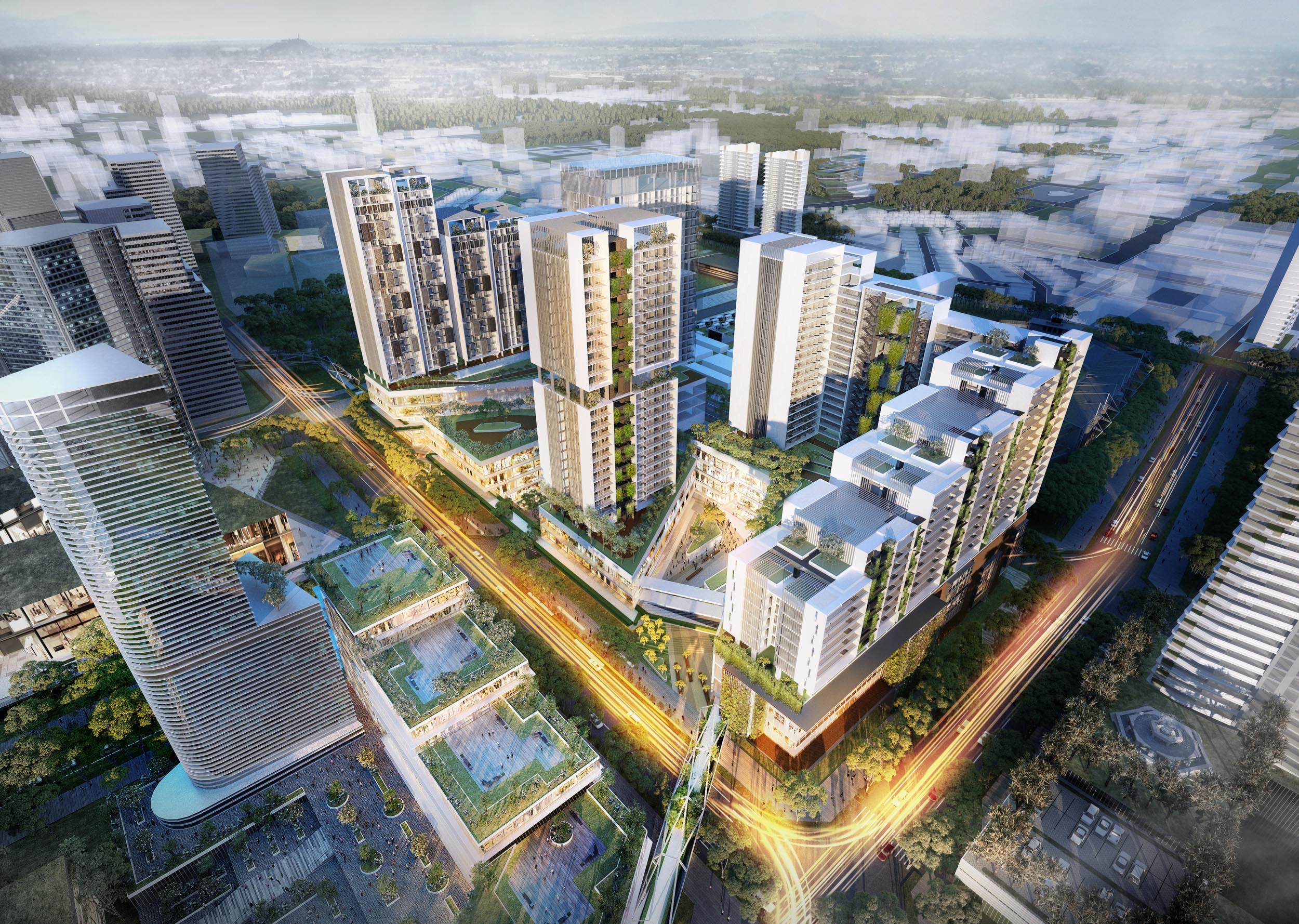 Perak Urban Planning Exterior 2