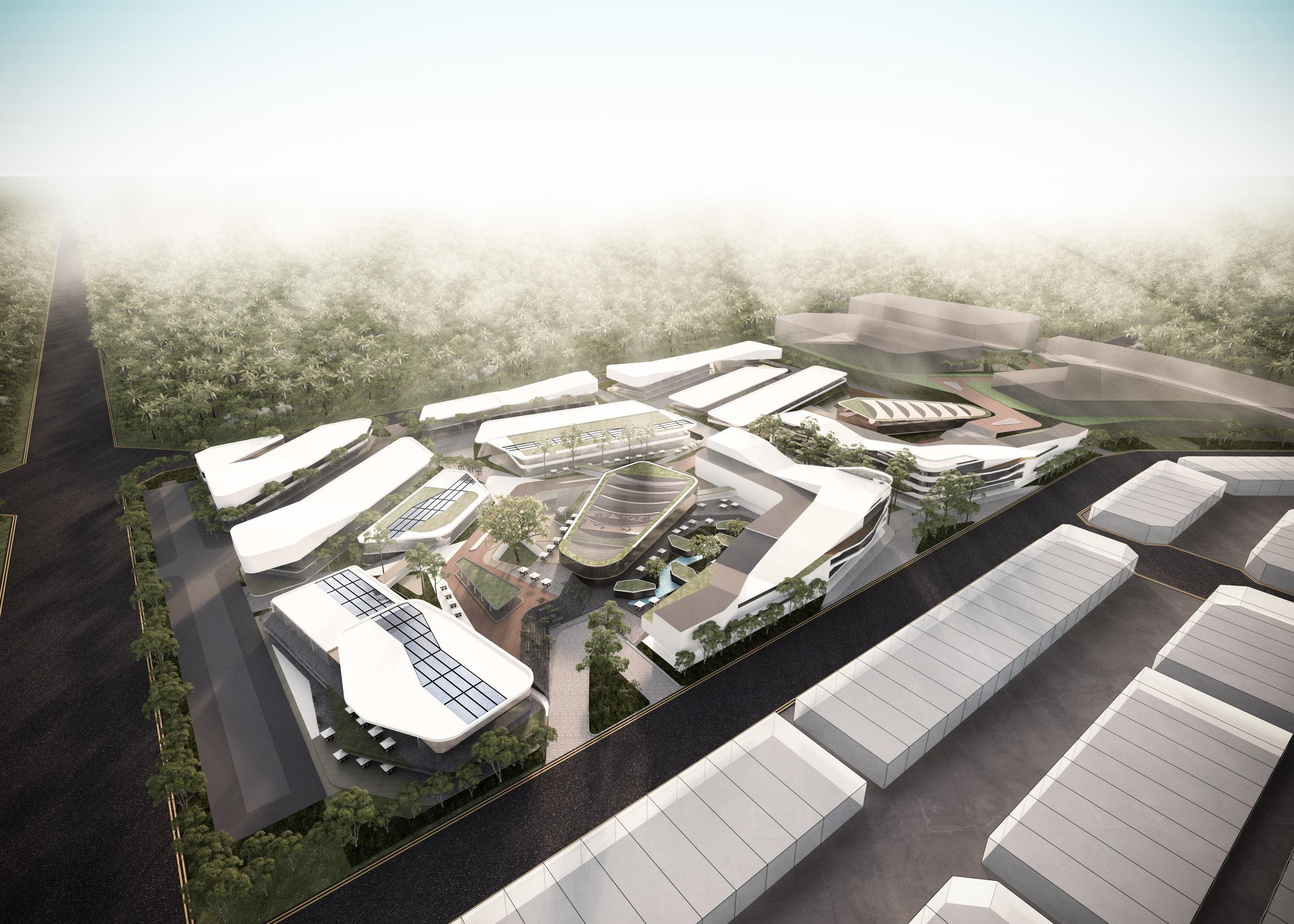 Johor <br>Mixed Development