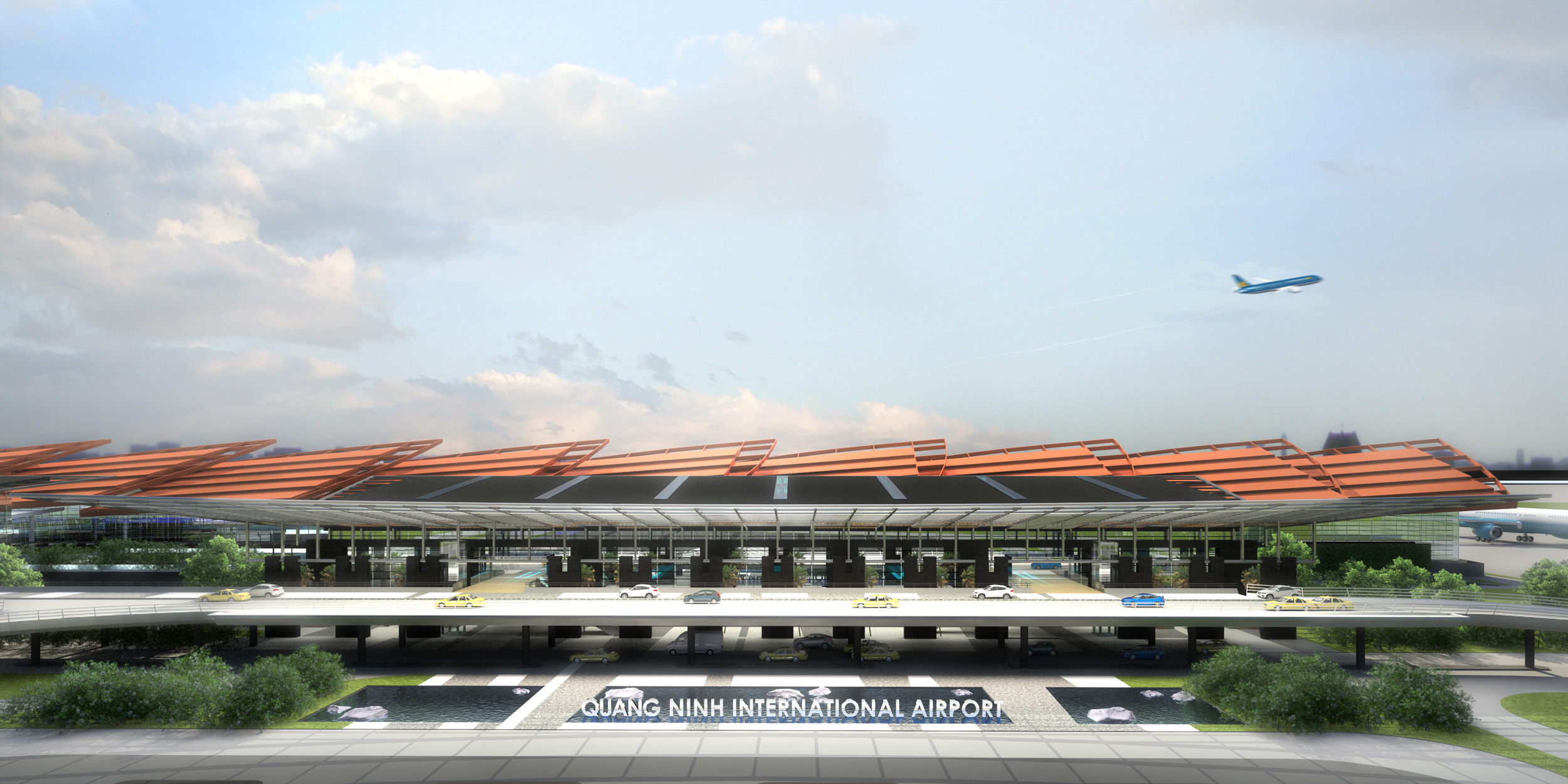 Quang Ninh<br>International<br>Airport
