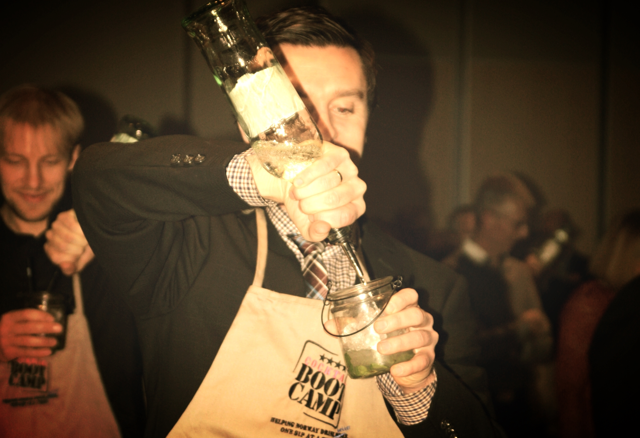 Cocktail BootCamp pouring rum.jpg