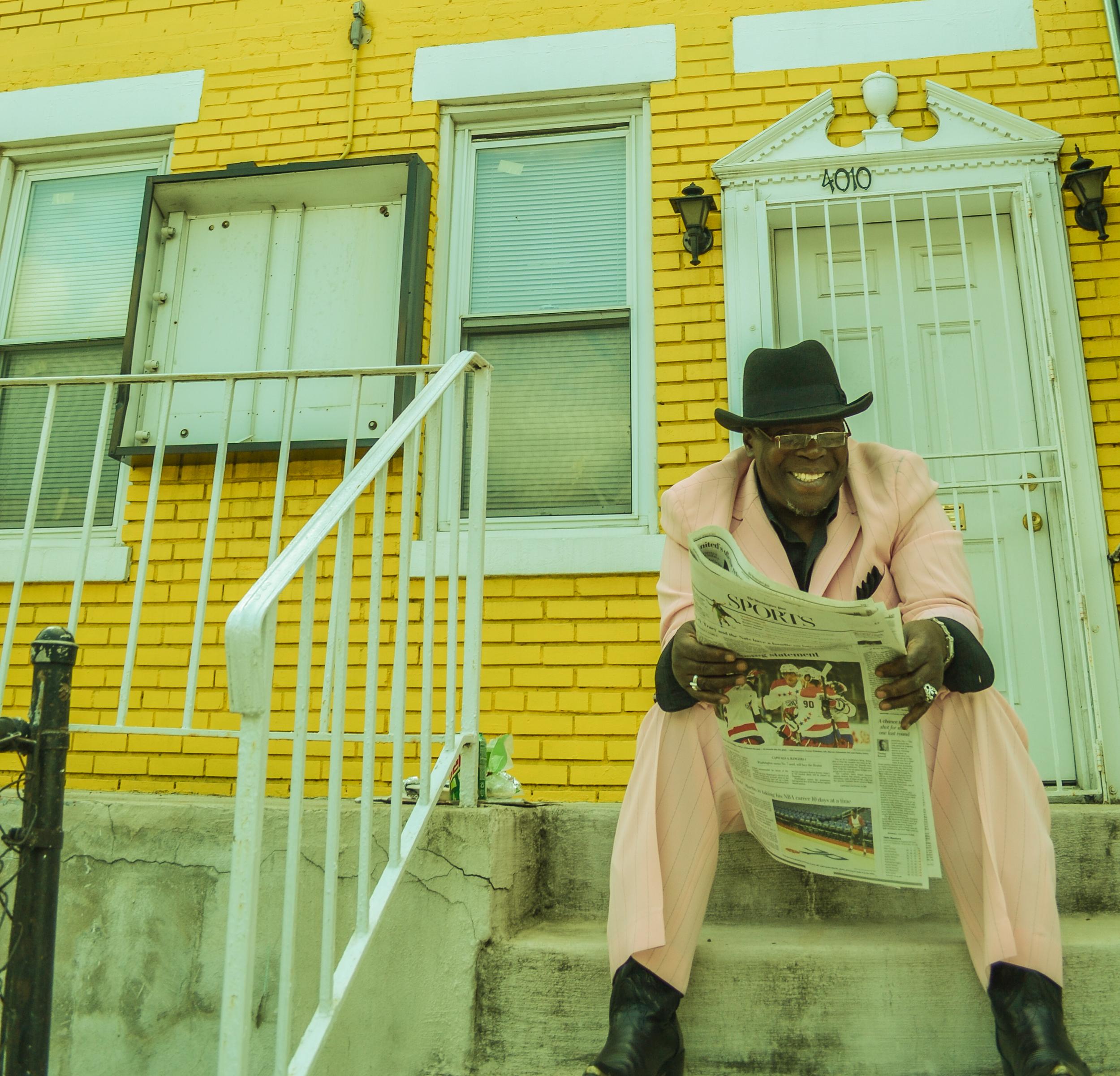 Hip-Hop Preacher. Washington, DC