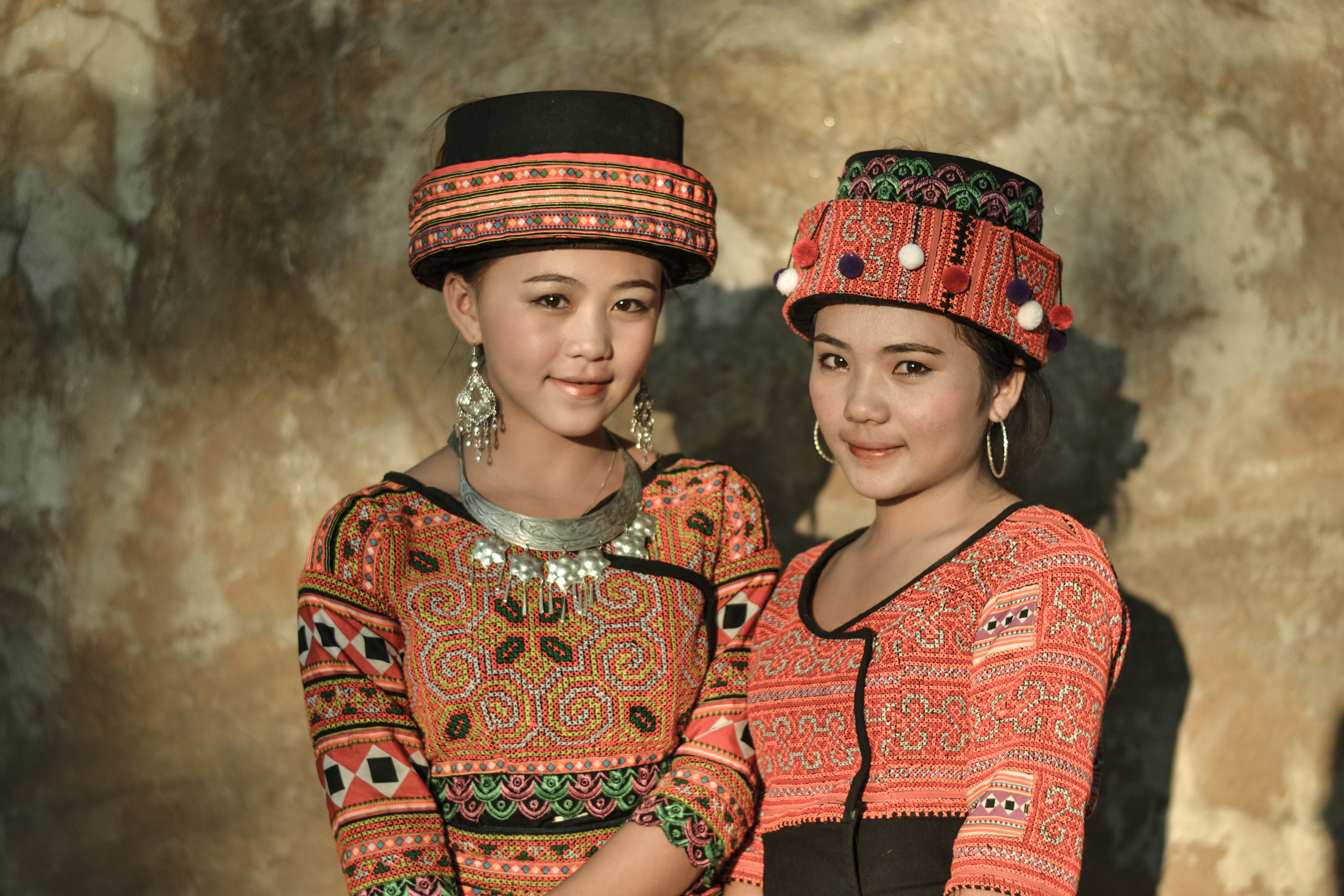 Hmong Style. Hmong New Year, Luang Prabang