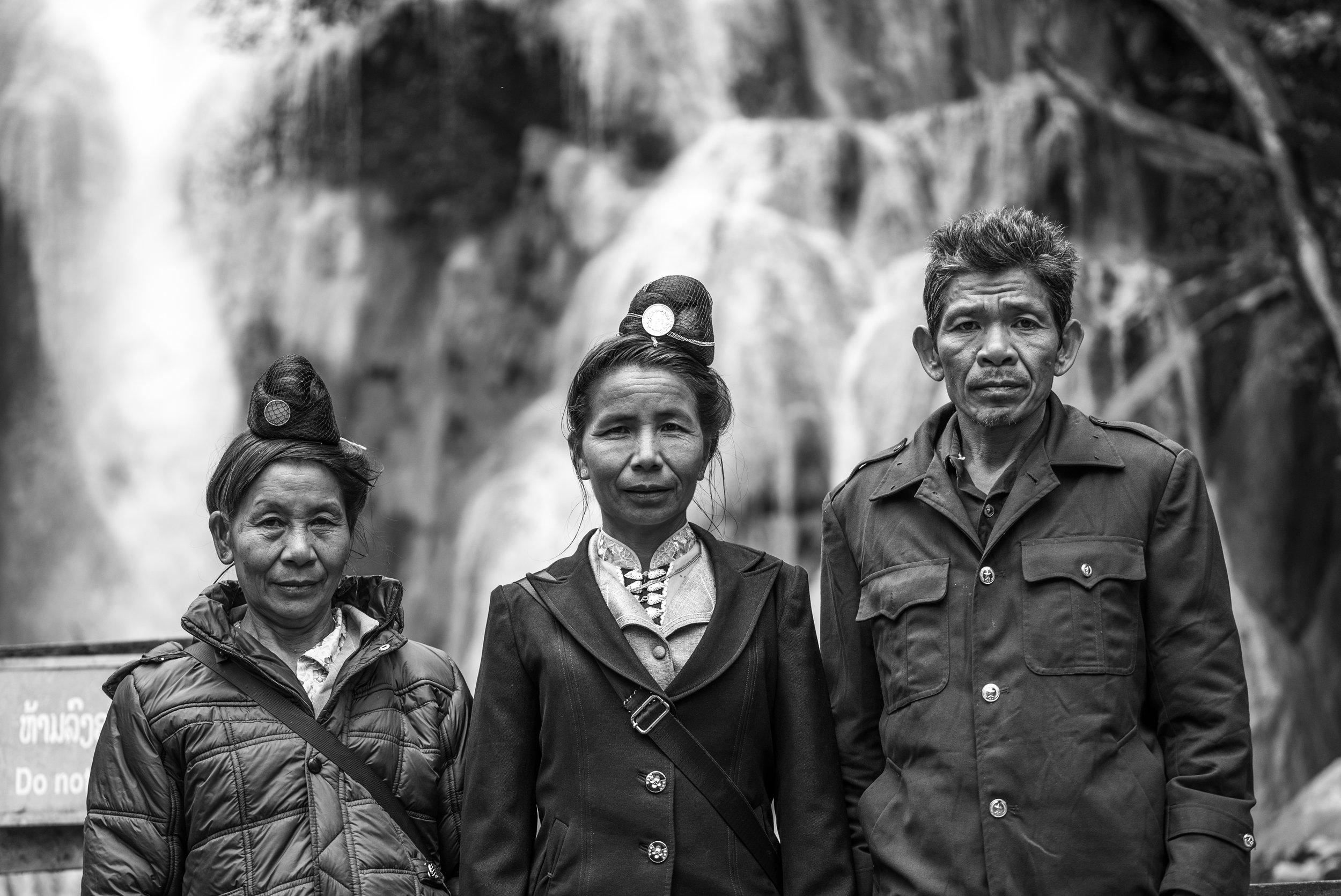 Tai Dam Family, Laos