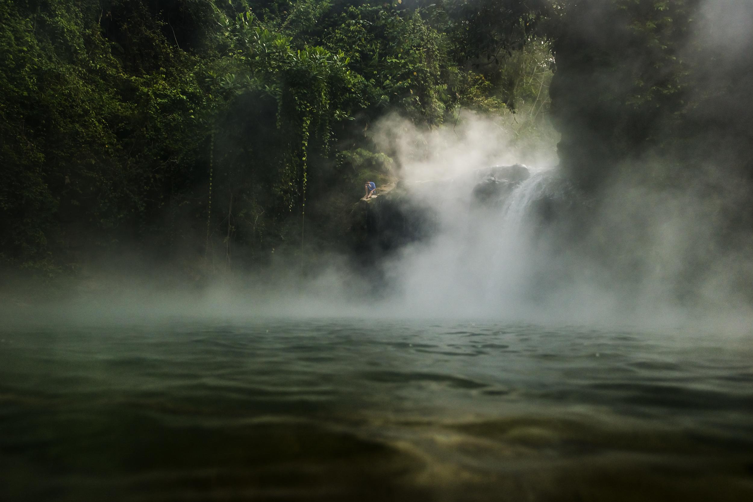The Sumiruna pool