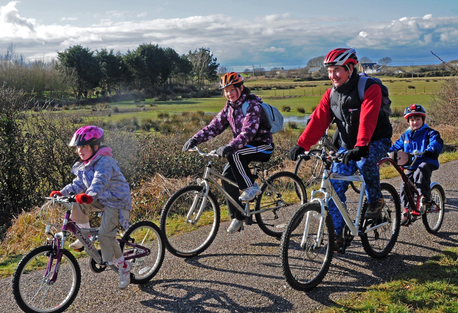 Family Group, Braunton, Tarka Trail copy.JPG