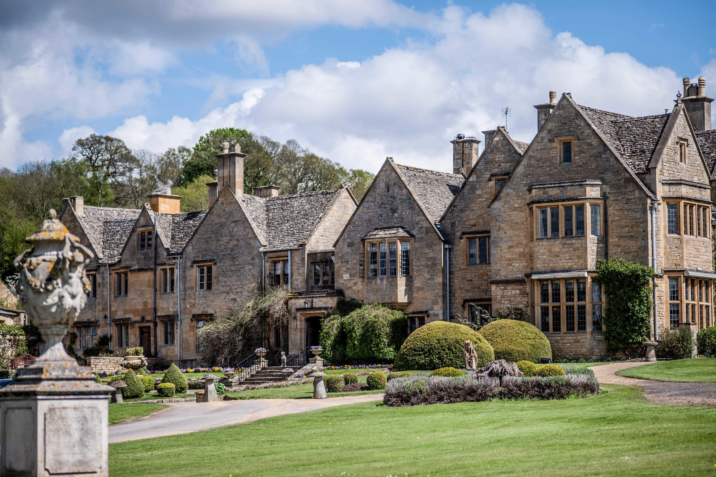 Buckland Manor Hotel - Goldeneye Guides