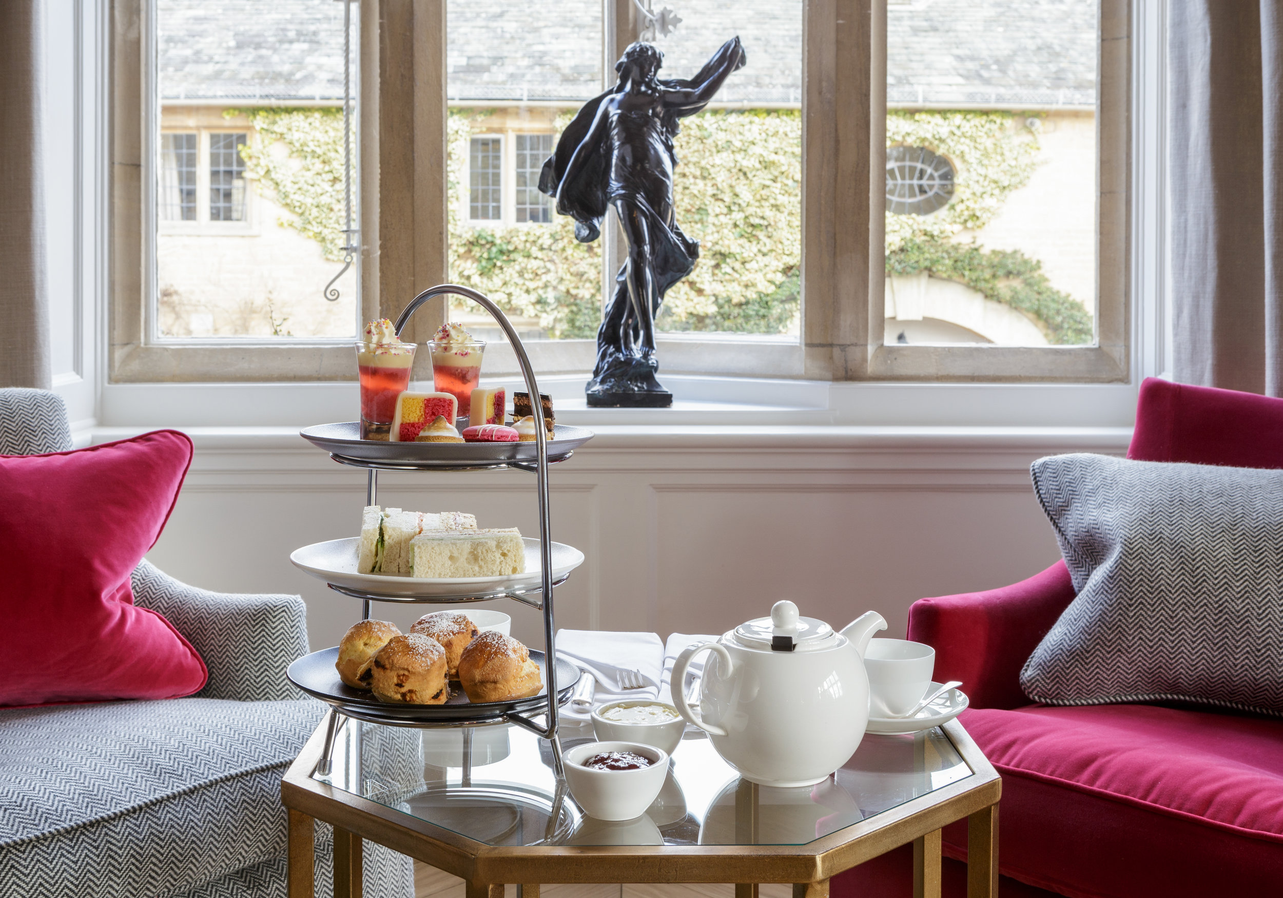 The Slaughters Manor House - Afternoon Tea.jpg
