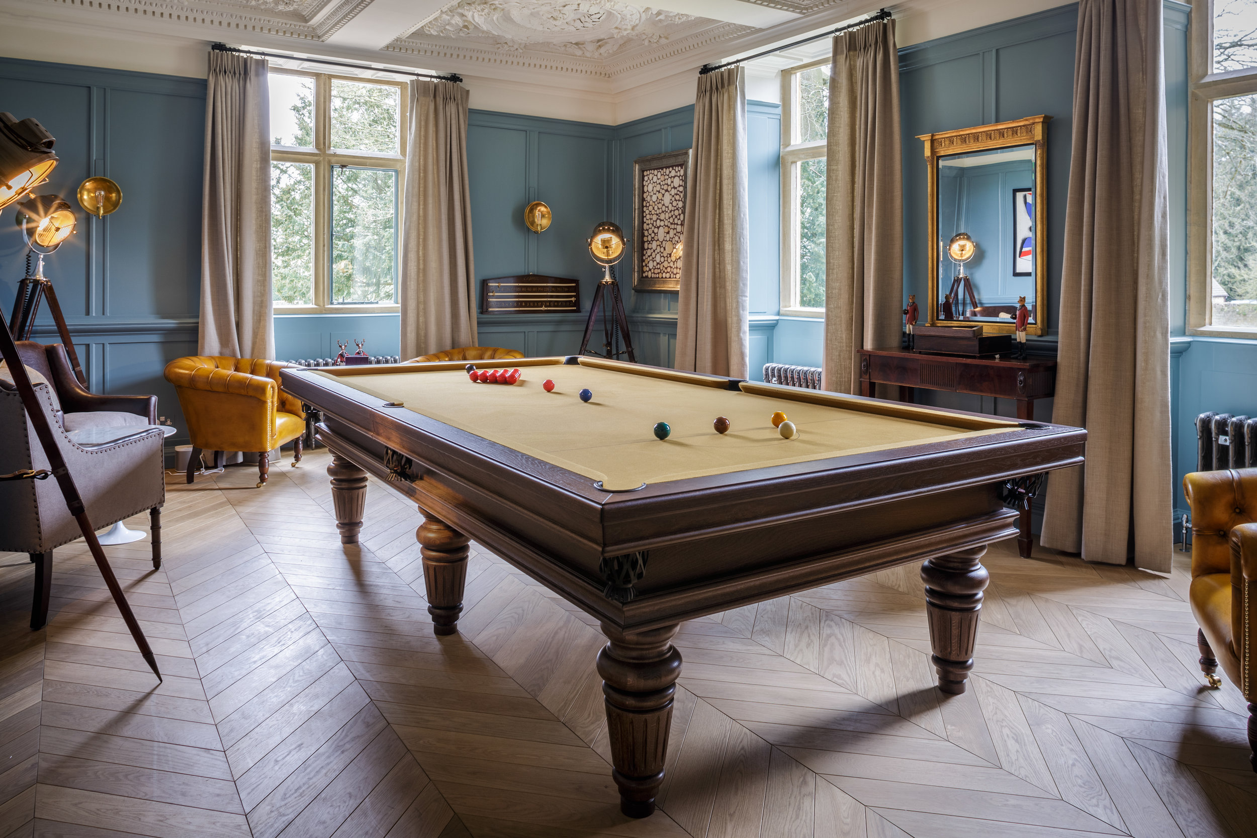 The Slaughters Manor House - The Billiards Room.jpg