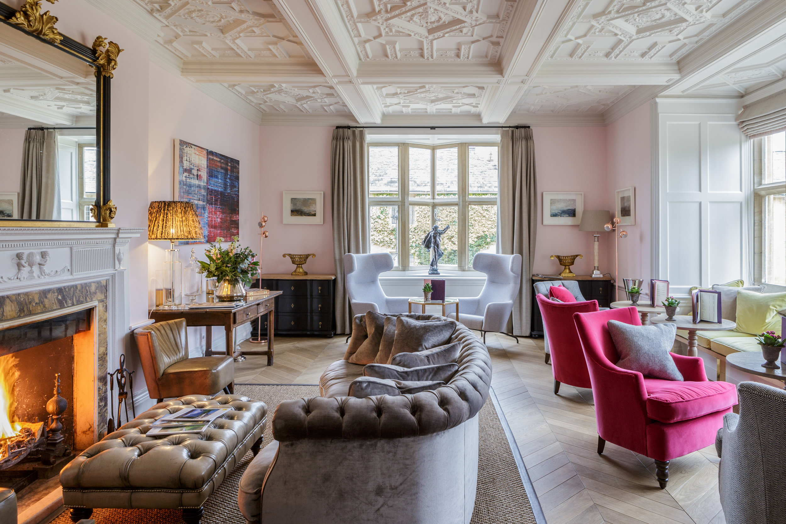 The Slaughters Manor House - The Lounge.jpg