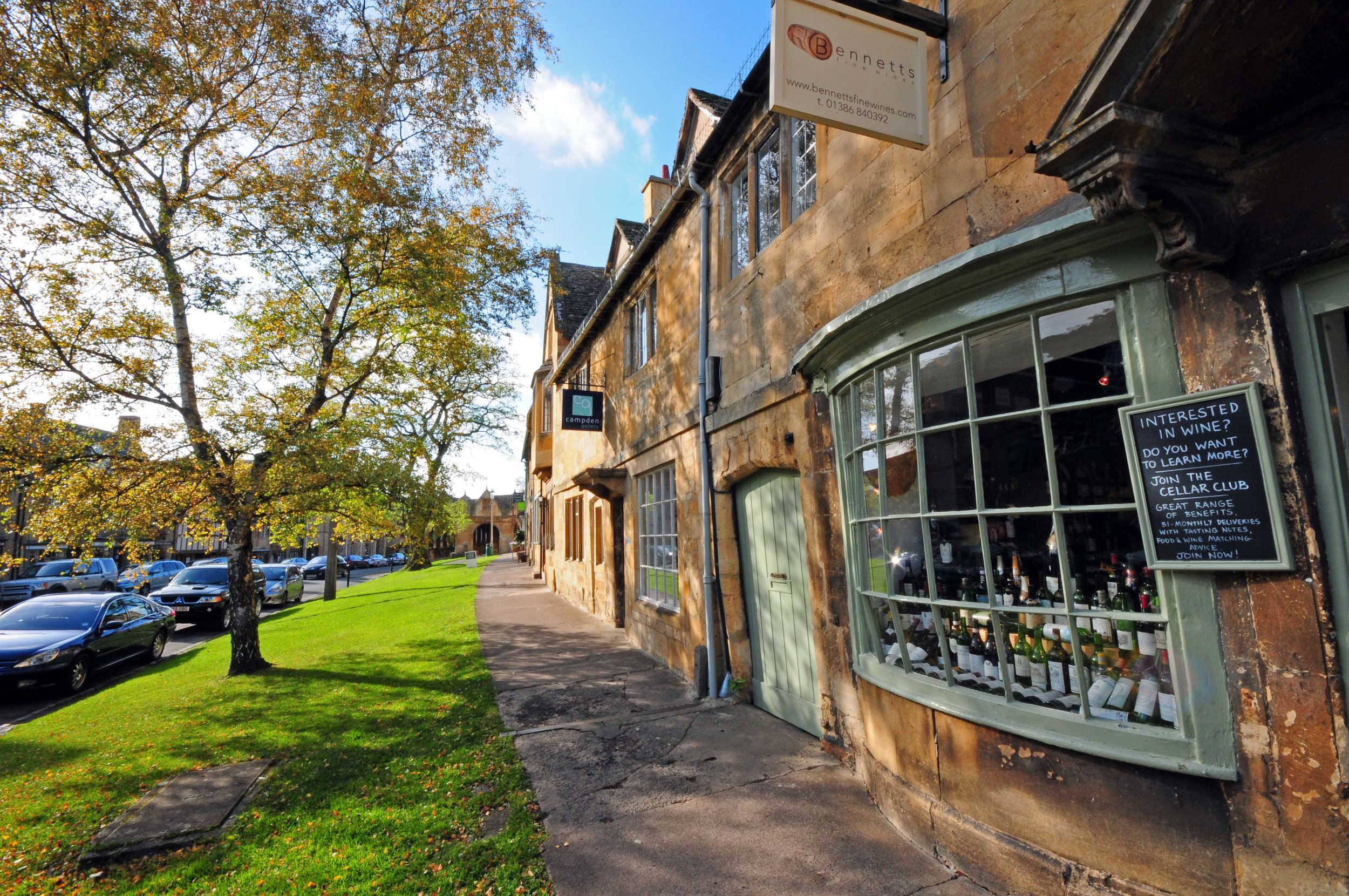 Wine Shop, Chipping Campden, Gloucs., England.jpg