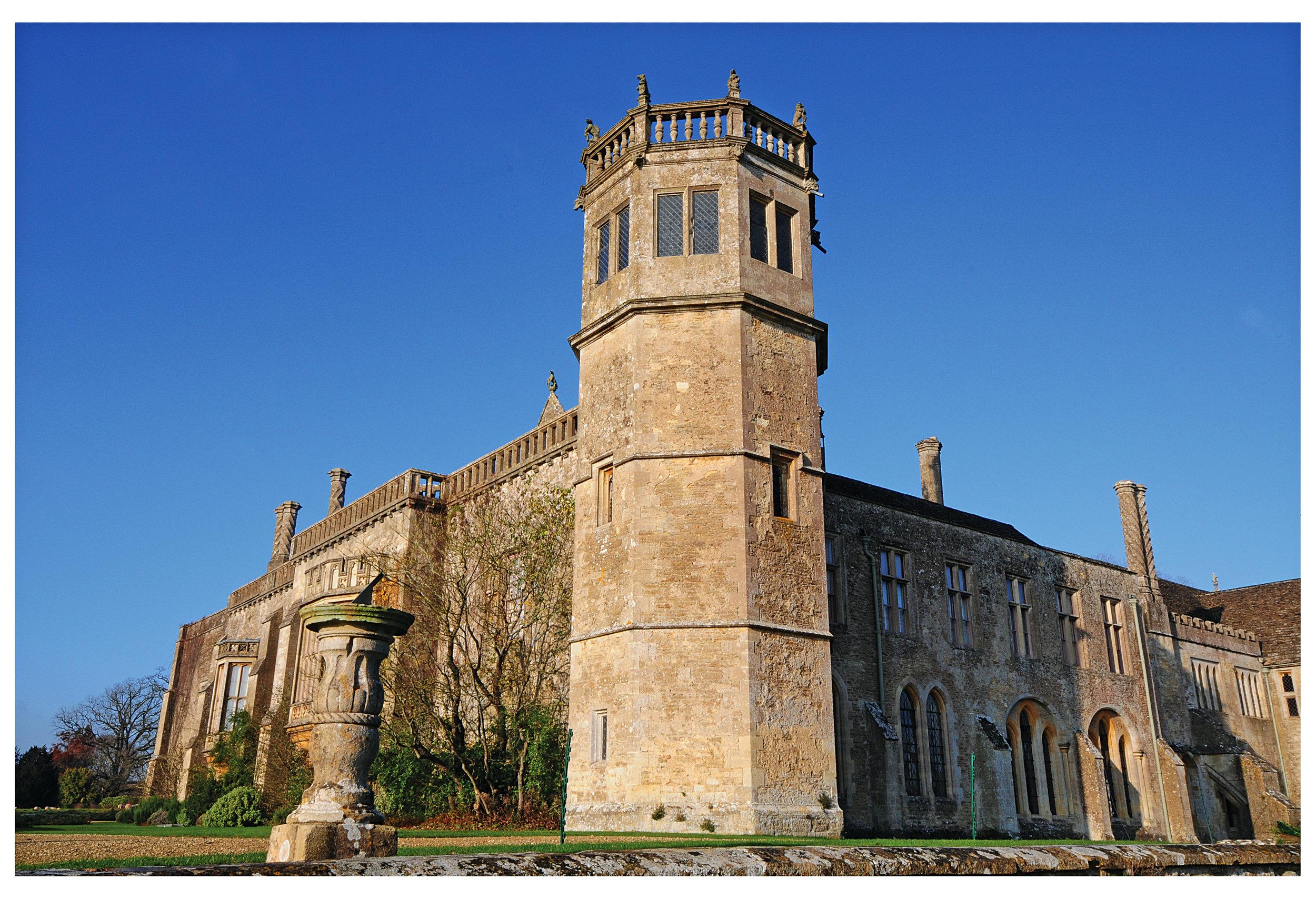 Lacock Abbey, Lacock, Wilts., England.jpg