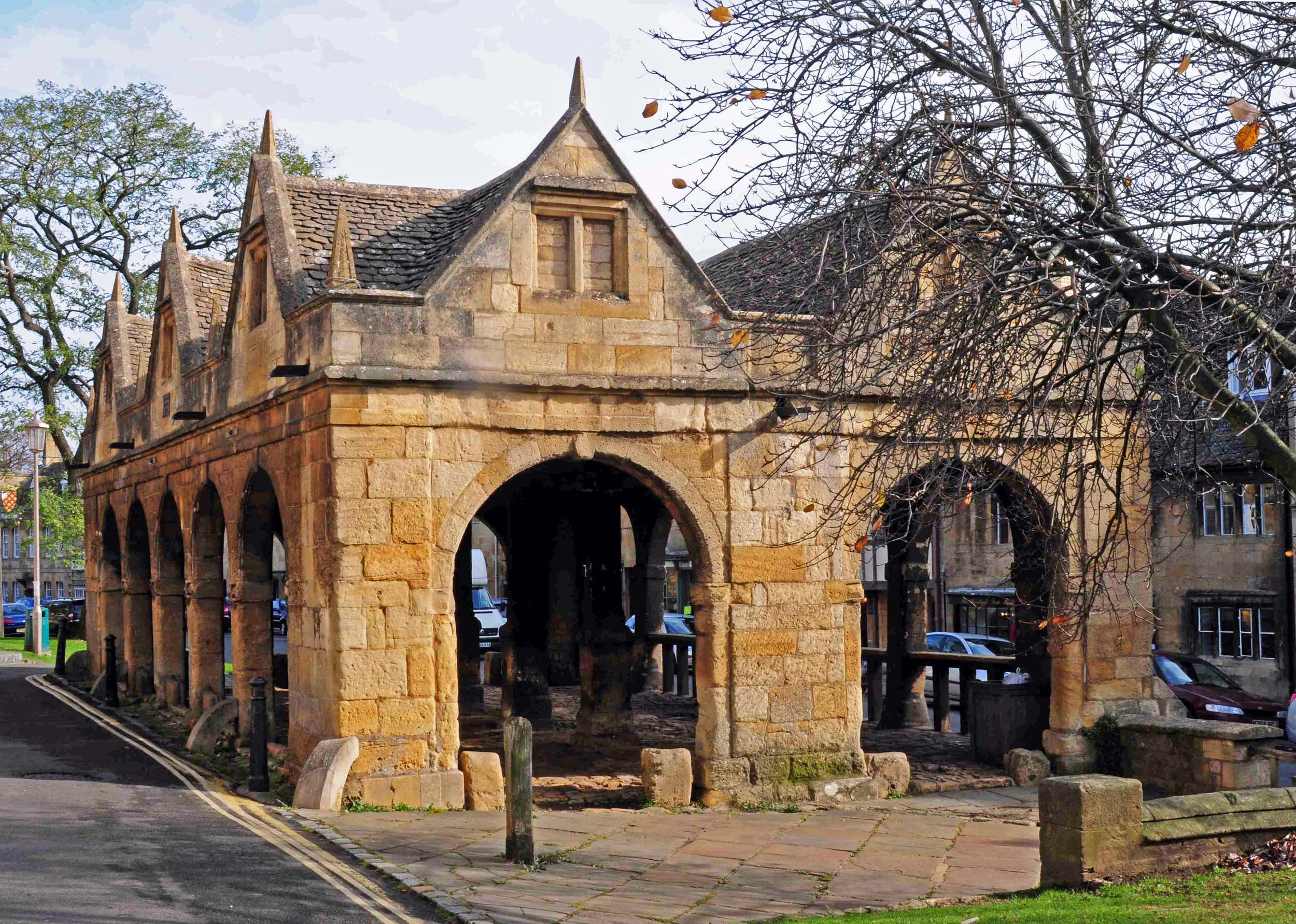 Market Hall, Chipping Campden, Glos.jpg