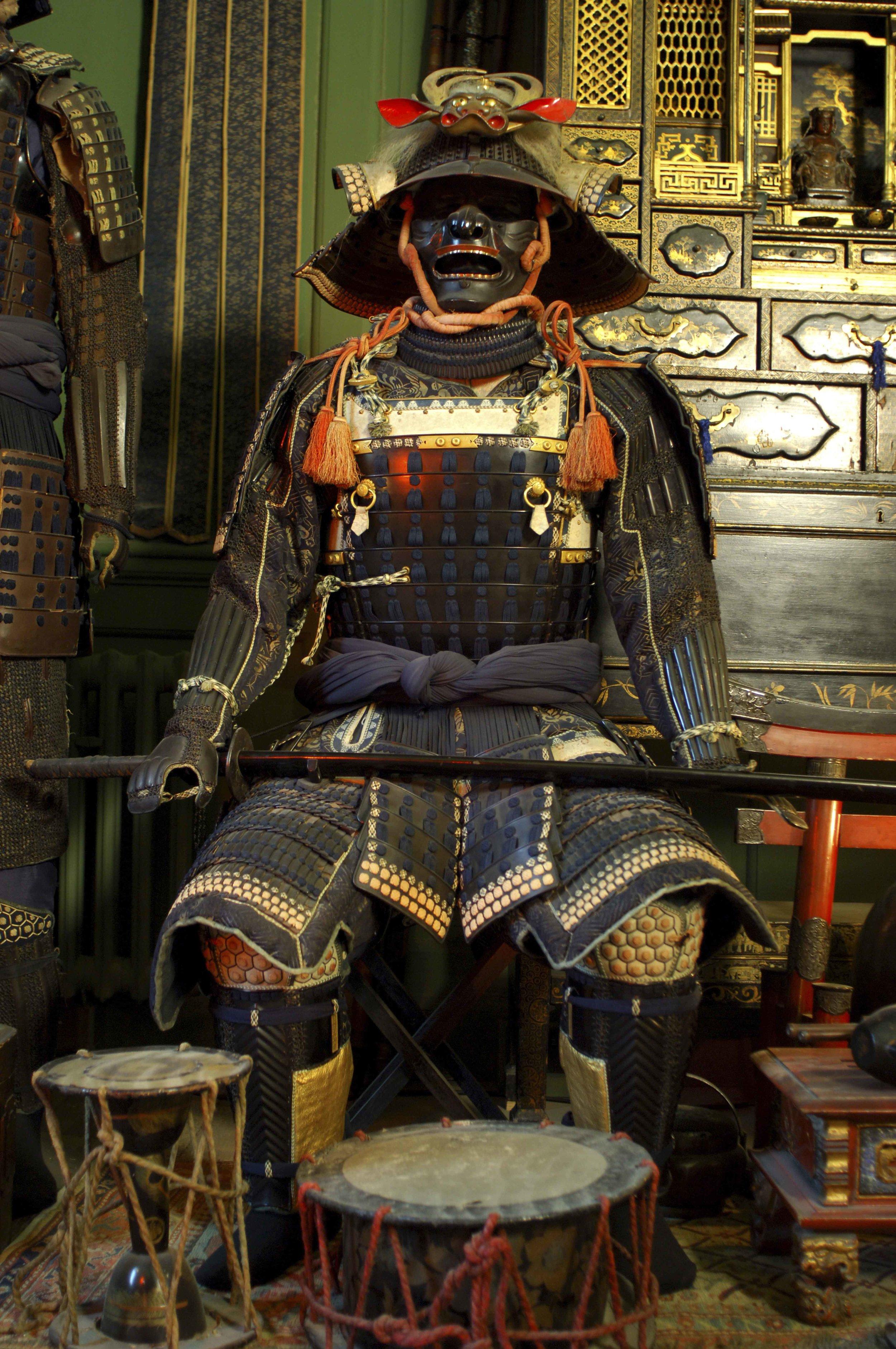 Samurai Warrior, Snowshill.jpg